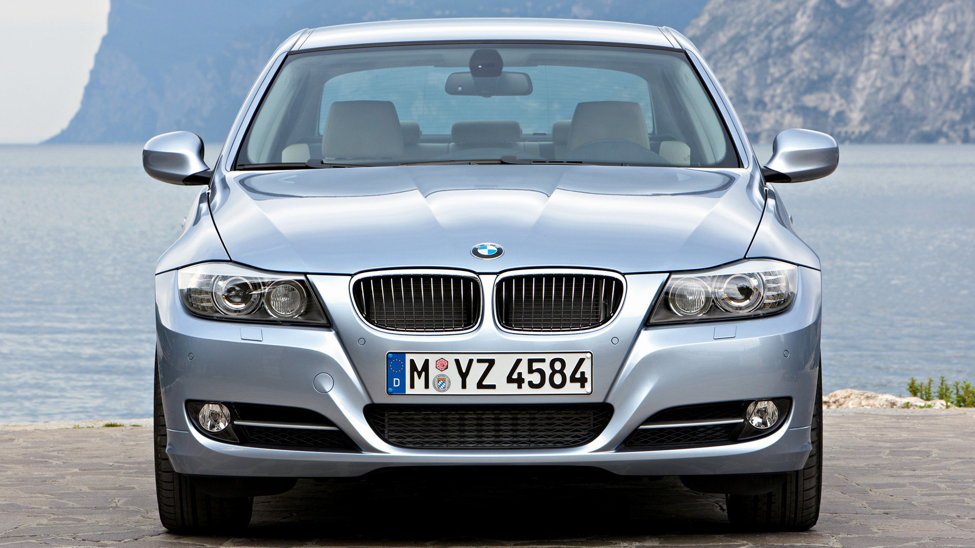 2008 Bmw 3 Series Wallpapers And Hd Images Car Pixel