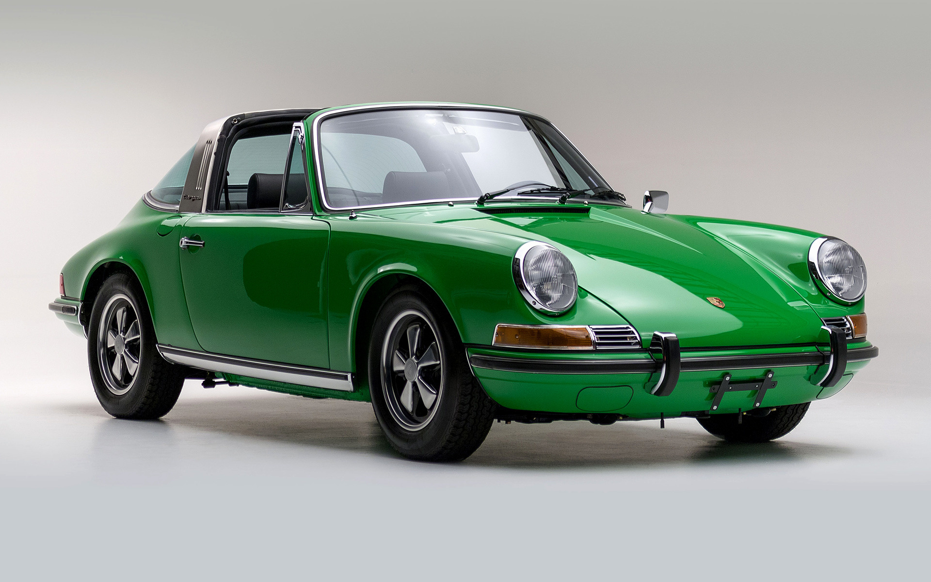 Porsche 911 E Targa 1972 Us Wallpapers And Hd Images