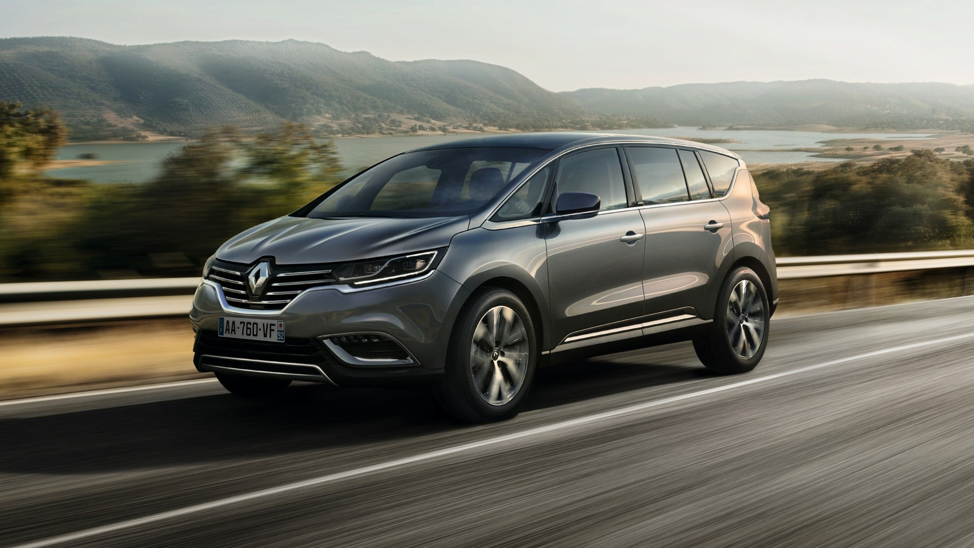 renault espace 2015 wallpapers and hd images car pixel. Black Bedroom Furniture Sets. Home Design Ideas