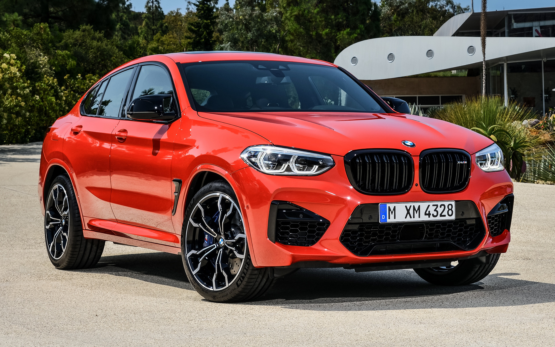 Mazda 3 Sport >> 2019 BMW X4 M Competition - Wallpapers and HD Images   Car ...