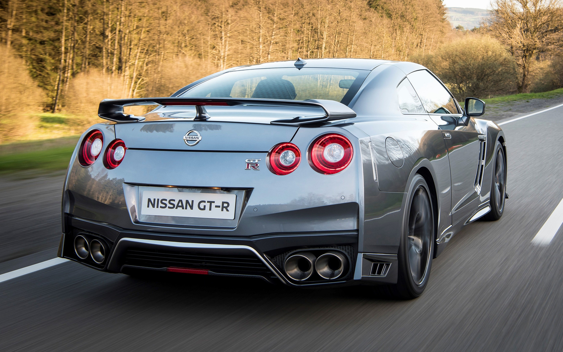 Nissan Gt R 2017 Us Wallpapers And Hd Images: 2016 Nissan GT-R - Wallpapers And HD Images