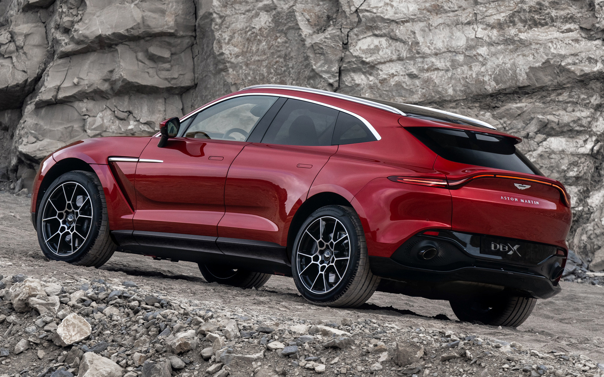 2020 Aston Martin DBX - Wallpapers and HD Images | Car Pixel