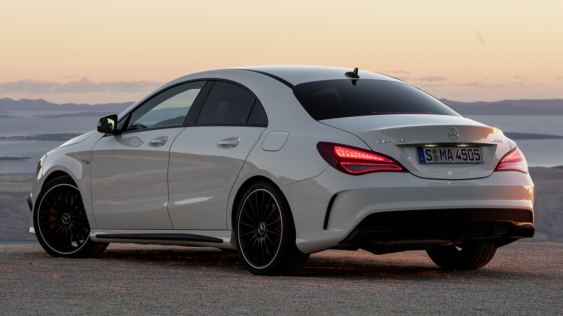 Mercedes Cla 45 Amg >> 2013 Mercedes-Benz CLA 45 AMG - Wallpapers and HD Images ...