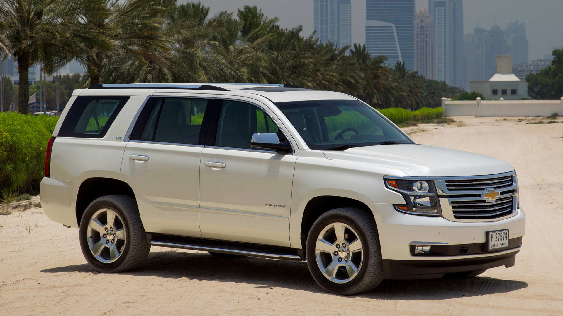 2015 Chevrolet Tahoe LTZ - Wallpapers and HD Images | Car ...