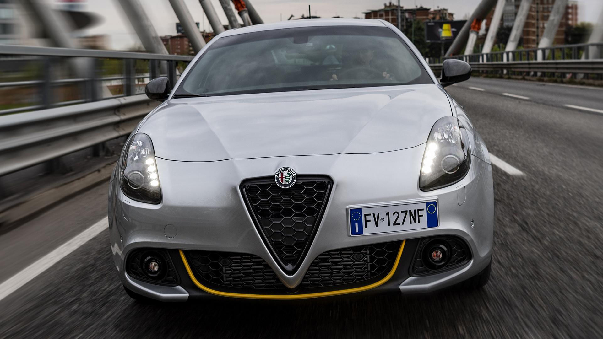 Alfa romeo giulietta veloce 2019