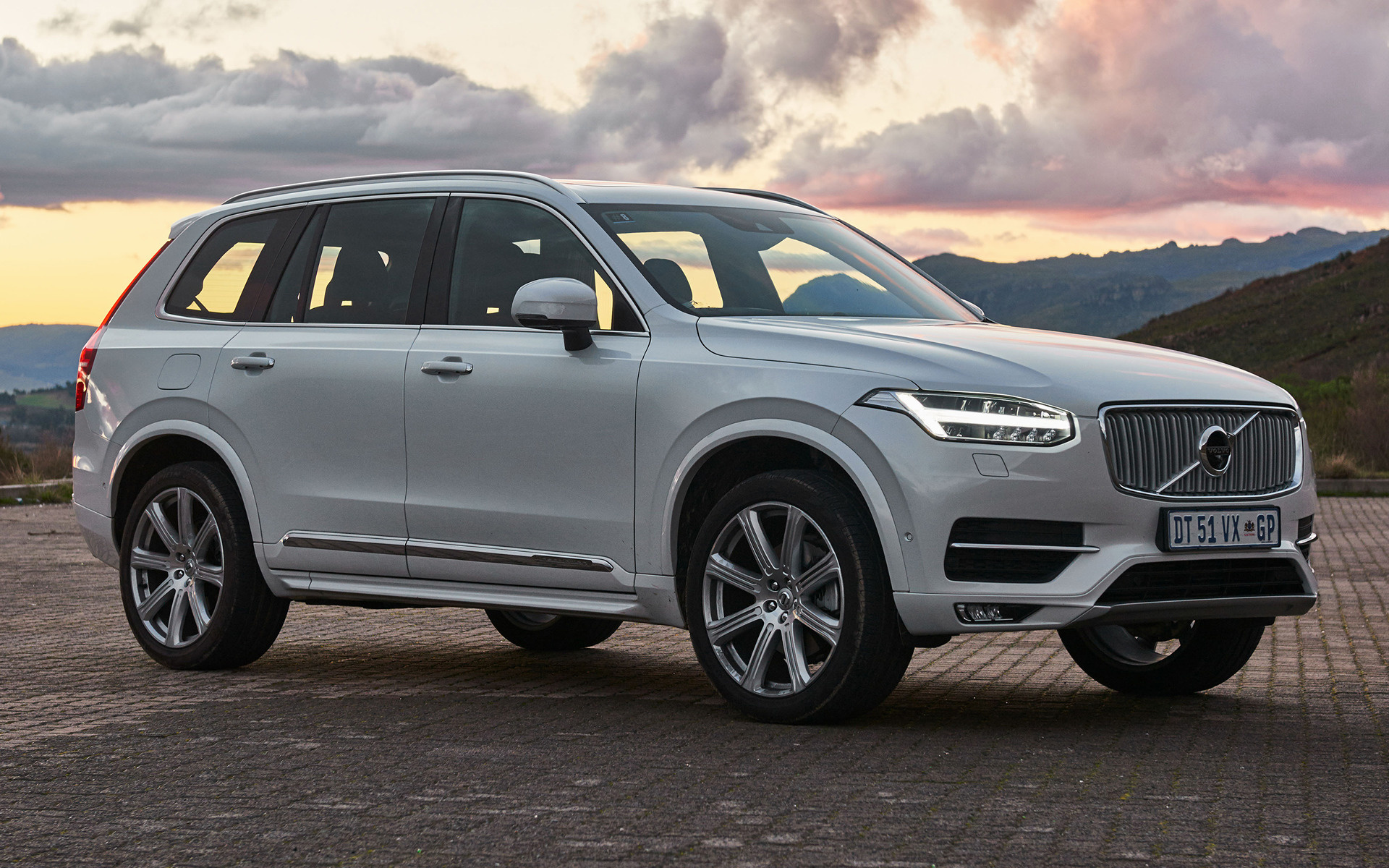 2015 volvo xc90 inscription za wallpapers and hd