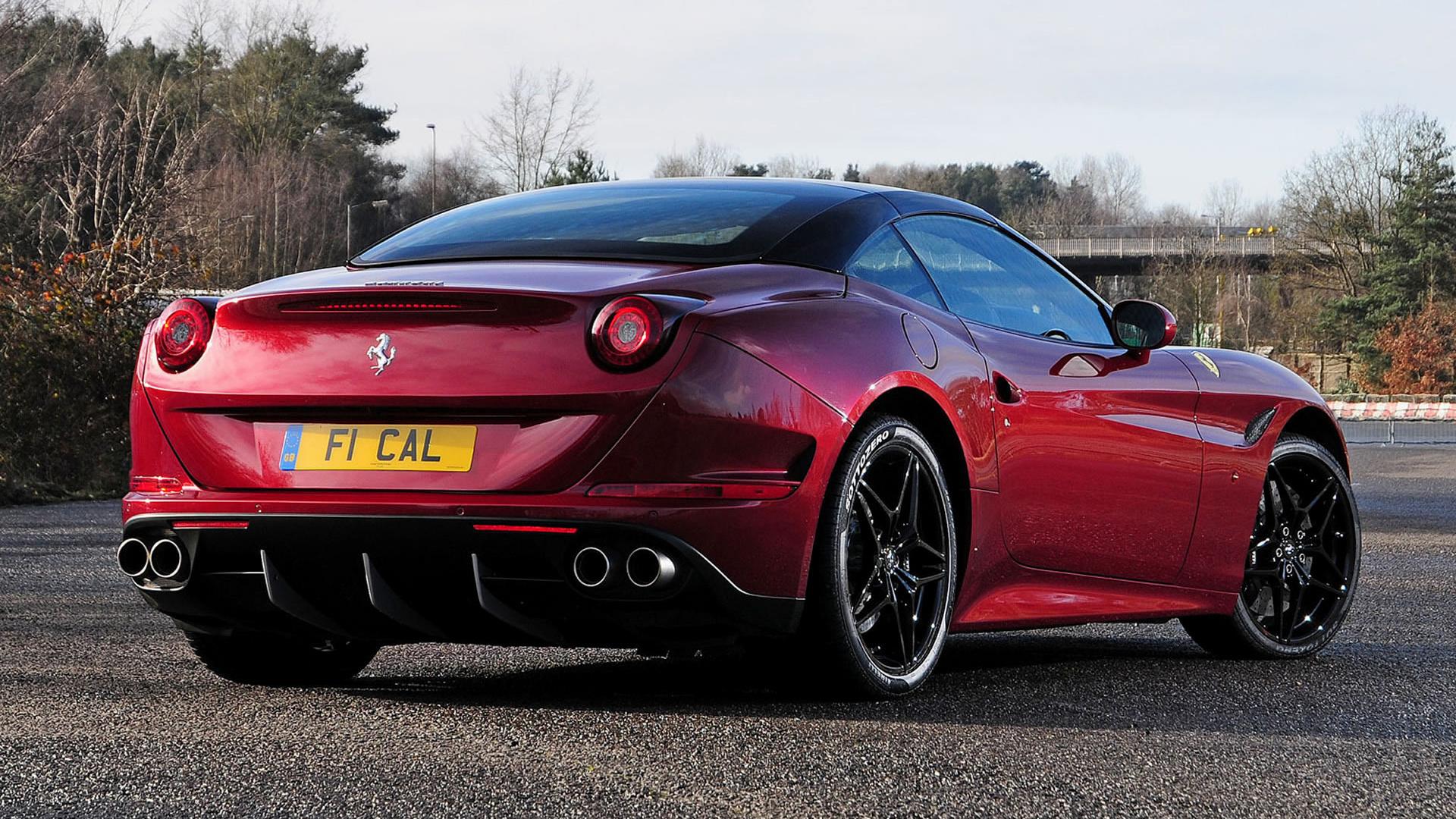 2014 Ferrari California T (UK) - Wallpapers and HD Images ...