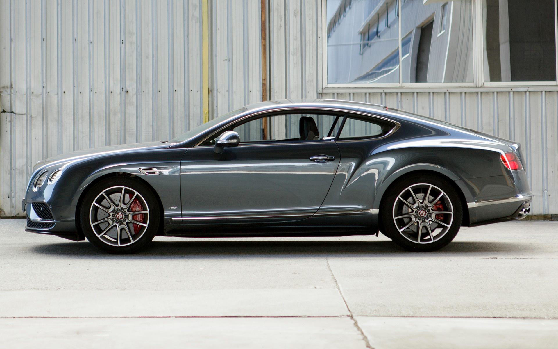 Ws 8 5 Bentley Continental Gt V8 S 2016