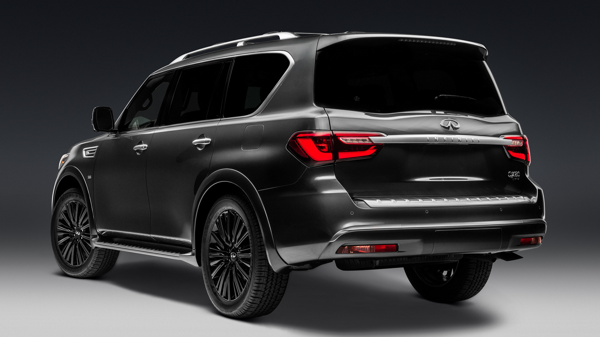 2019 Infiniti Qx80 Limited Wallpapers And Hd Images