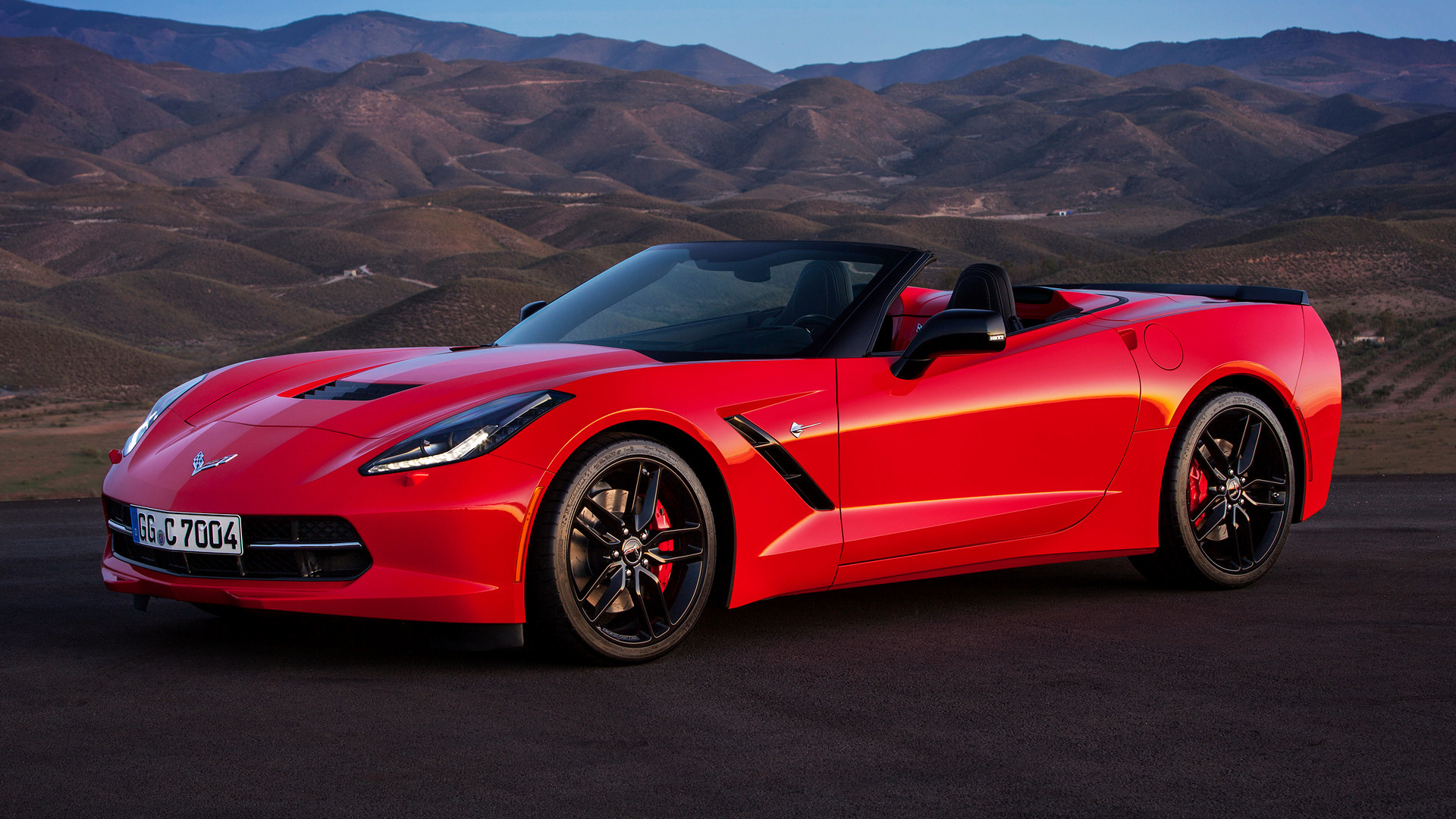 Chevrolet Corvette Stingray Convertible 2013 Eu