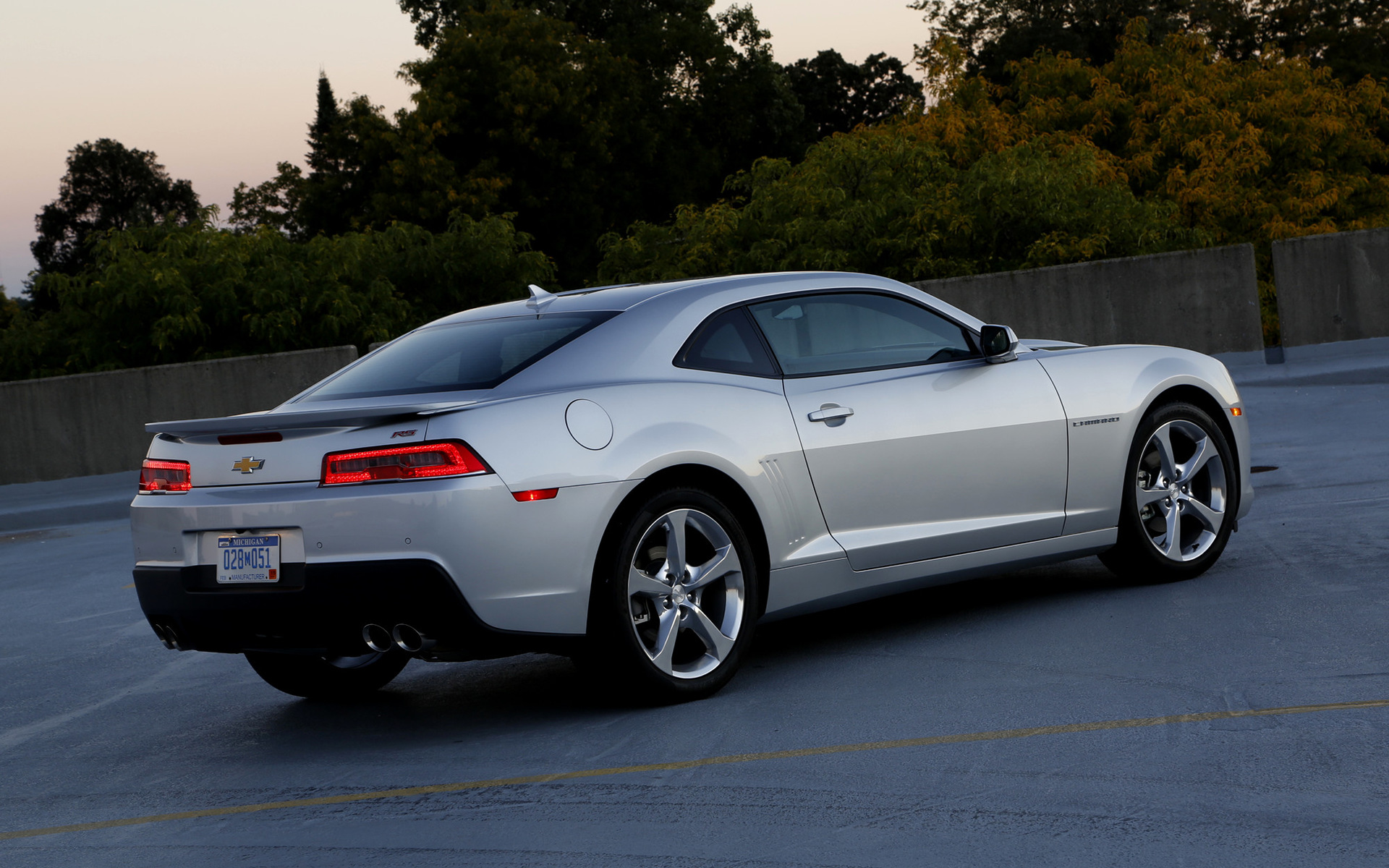 2014 Chevrolet Camaro Lt Rs Wallpapers And Hd Images