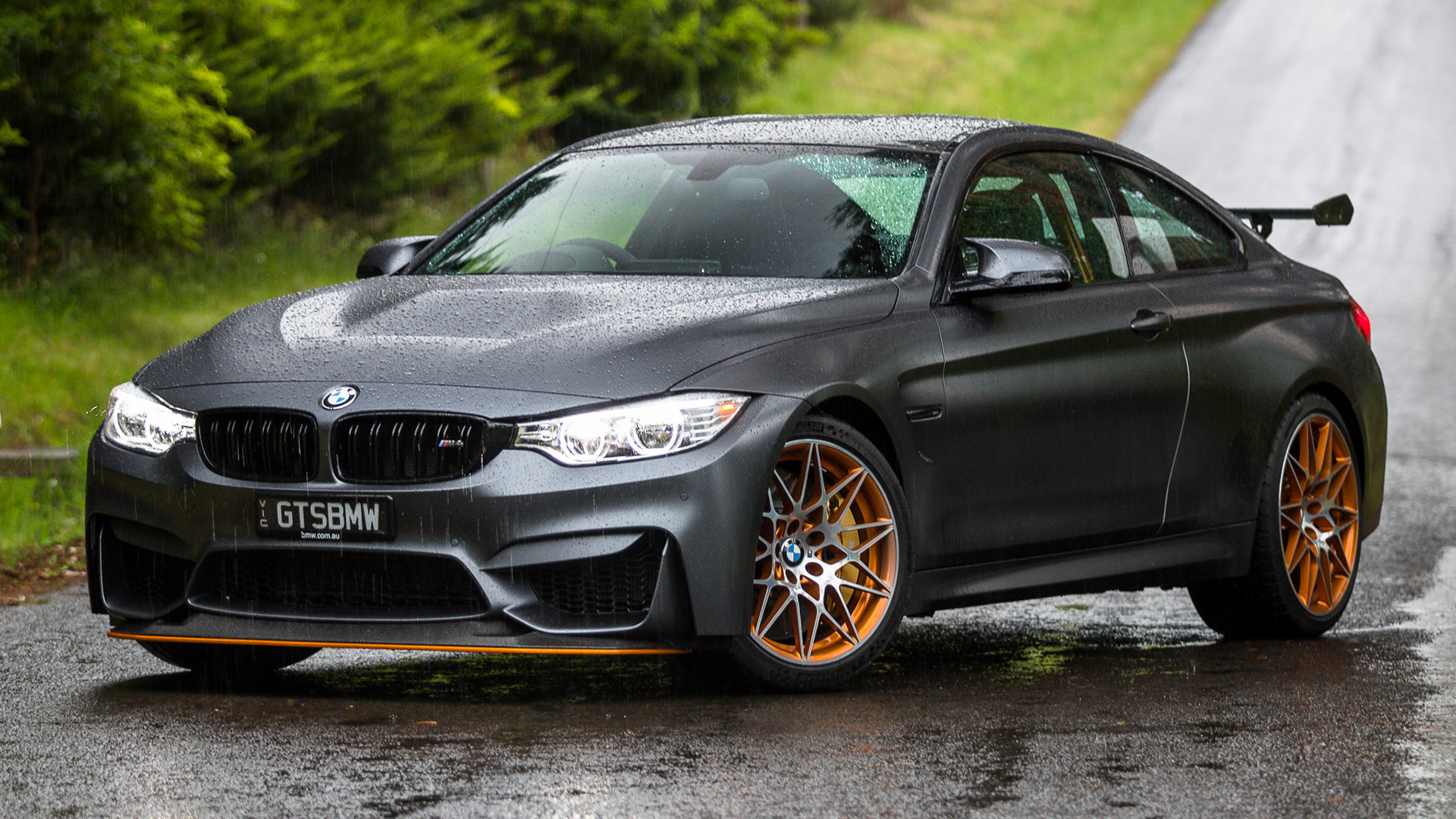 Bmw M4 Gts 2016 Au Wallpapers And Hd Images Car Pixel