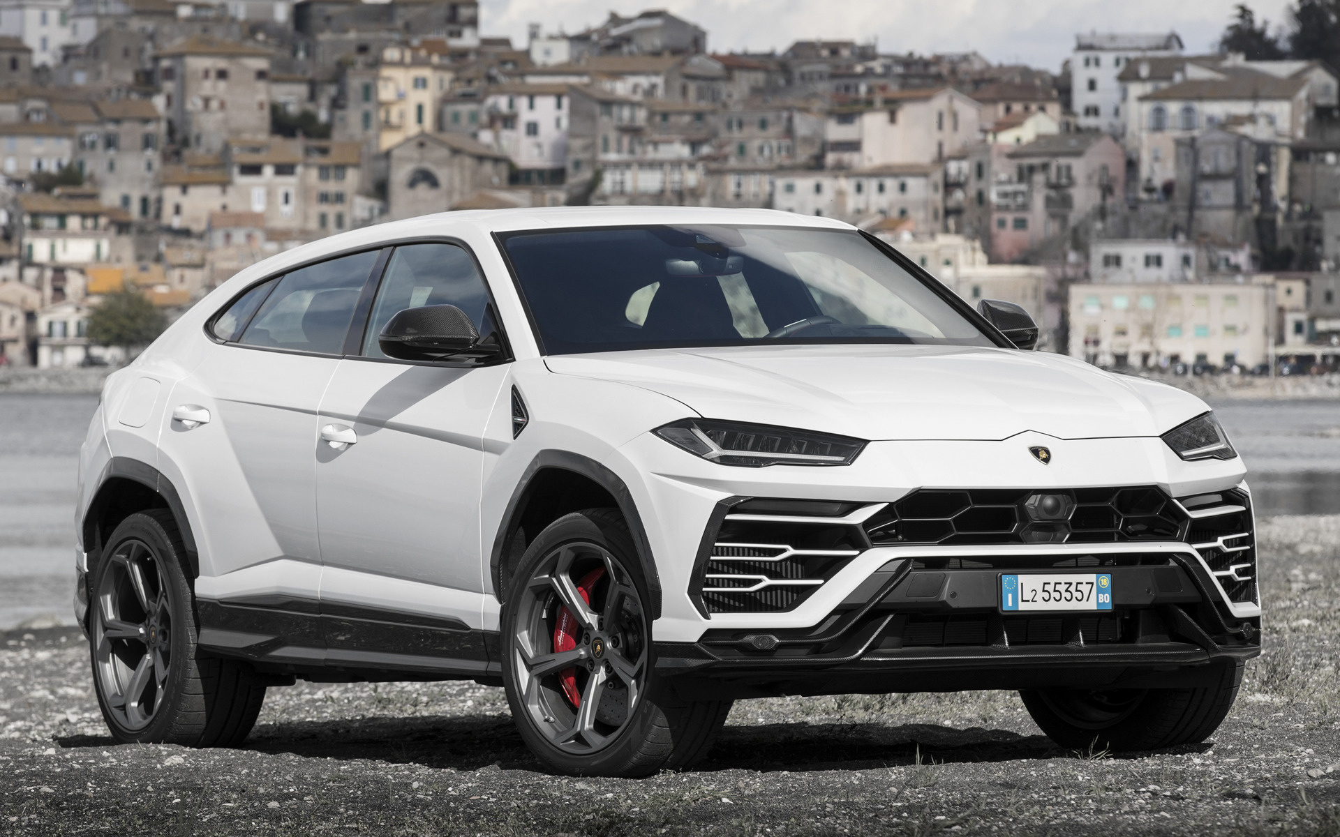 2018 Lamborghini Urus Carbon Package - Fonds d'écran et images HD   Car Pixel