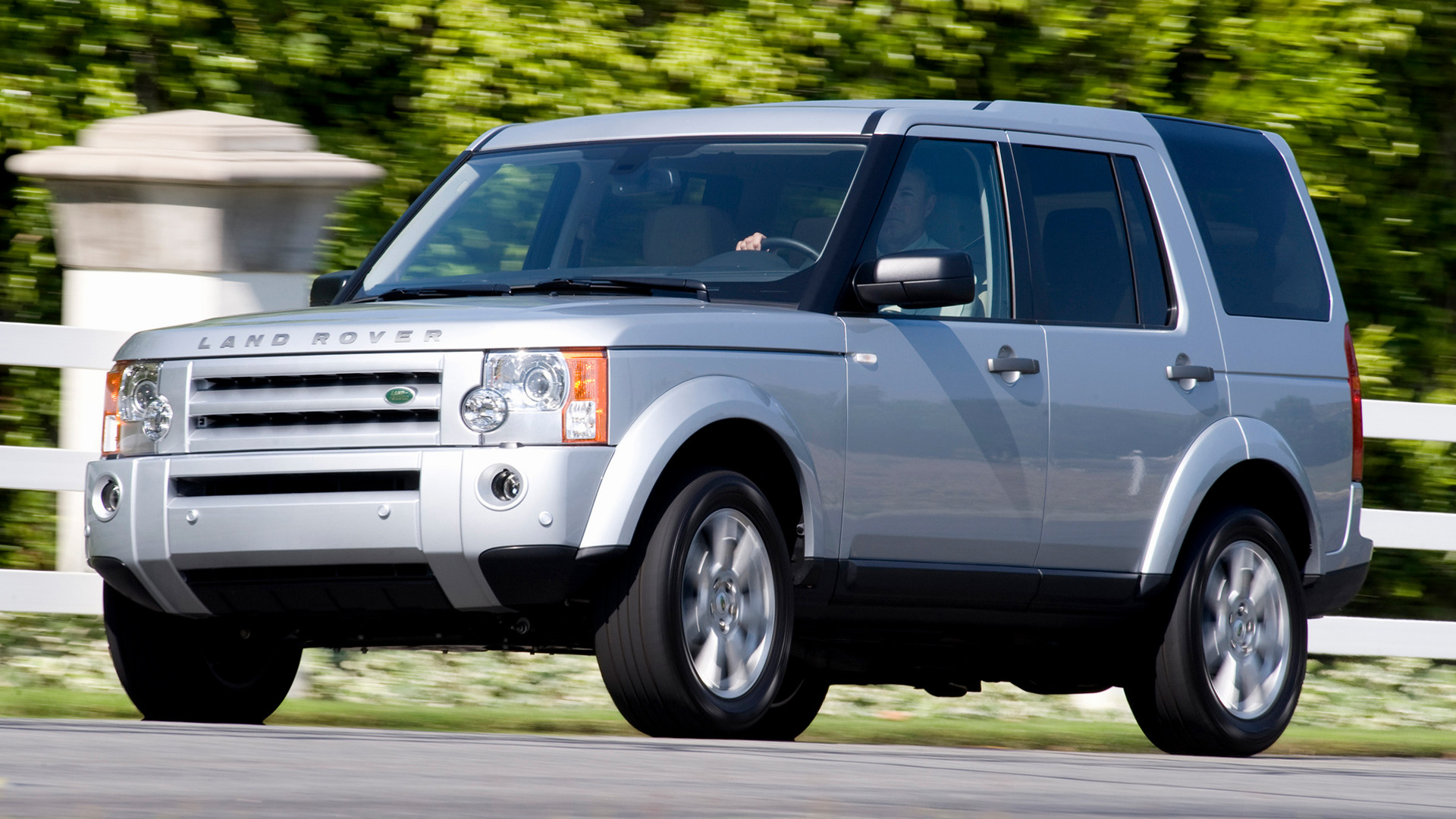 Land Rover Lr3 Hse 2008 Us Wallpapers And Hd Images