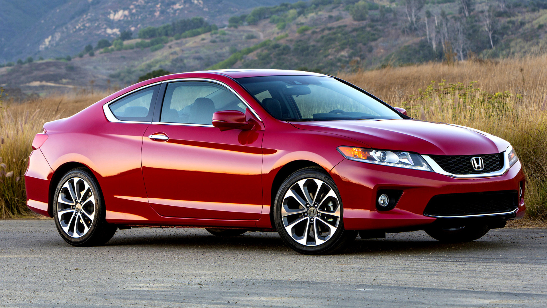 Honda Accord Coupe Ex L V6 >> 2012 Honda Accord EX-L V6 Coupe - Wallpapers and HD Images ...