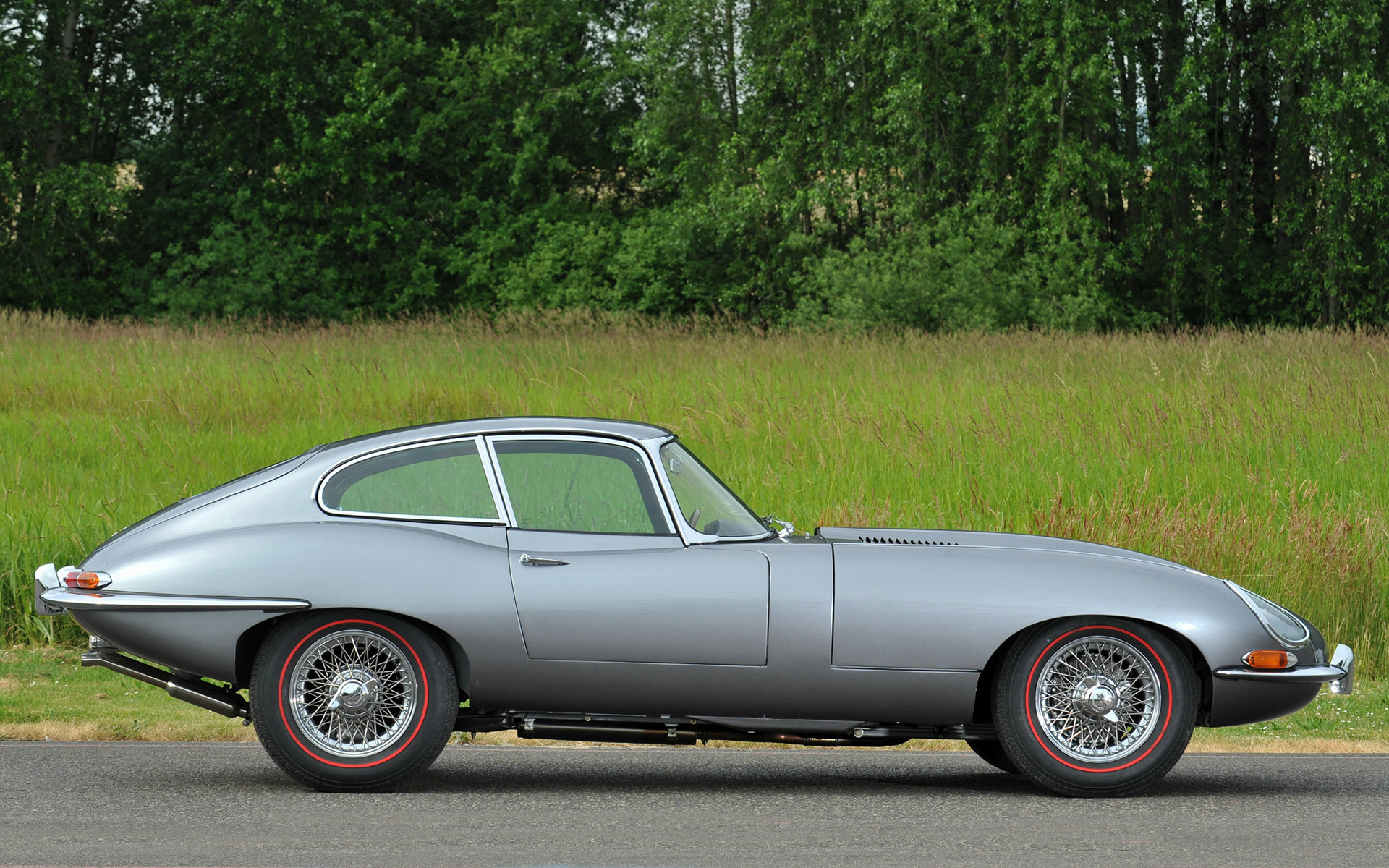 Jaguar e type fixed head coupe 1961 wallpapers and hd images car pixel - Jaguar e type fixed head coupe ...