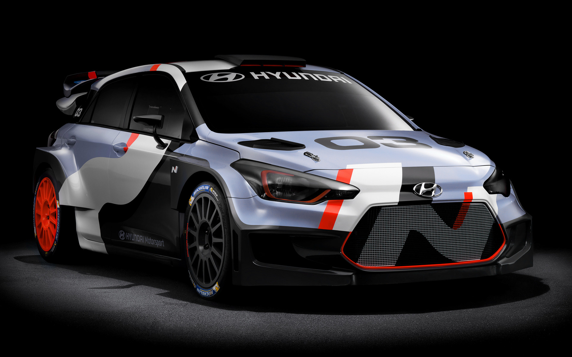 2015 Hyundai I20 Wrc Concept Wallpapers And Hd Images