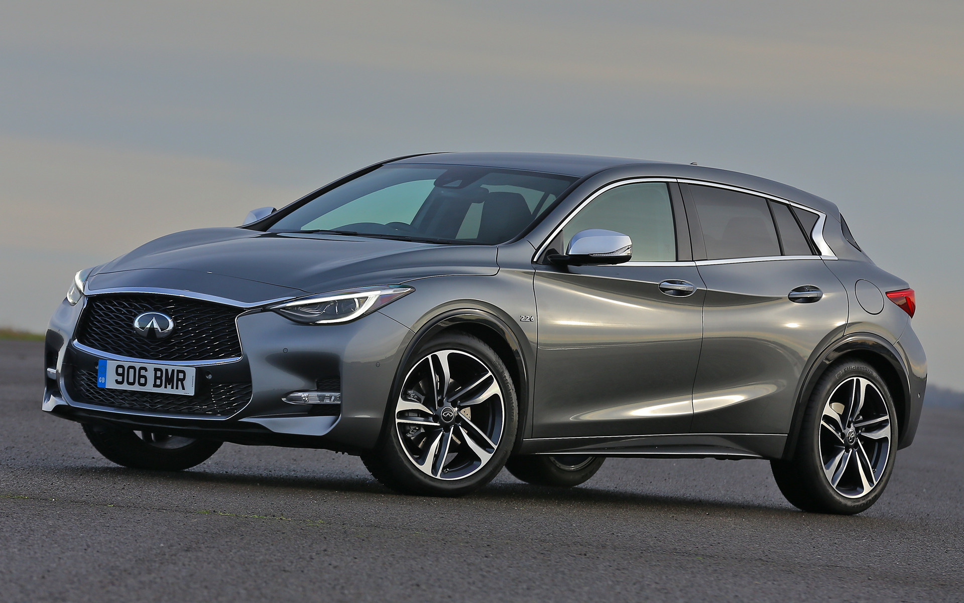 2016 infiniti q30 sport uk  wallpapers and hd images
