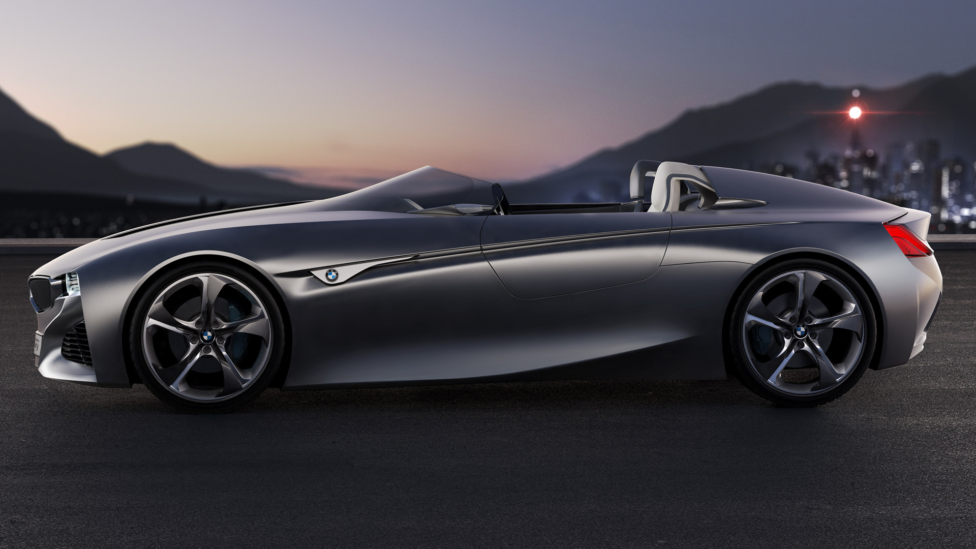 bmw vision connecteddrive 2011 wallpapers and hd images. Black Bedroom Furniture Sets. Home Design Ideas