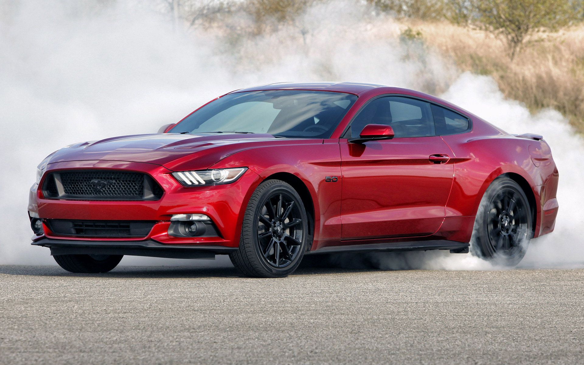2016 Ford Mustang Gt Black Accent Wallpapers And Hd