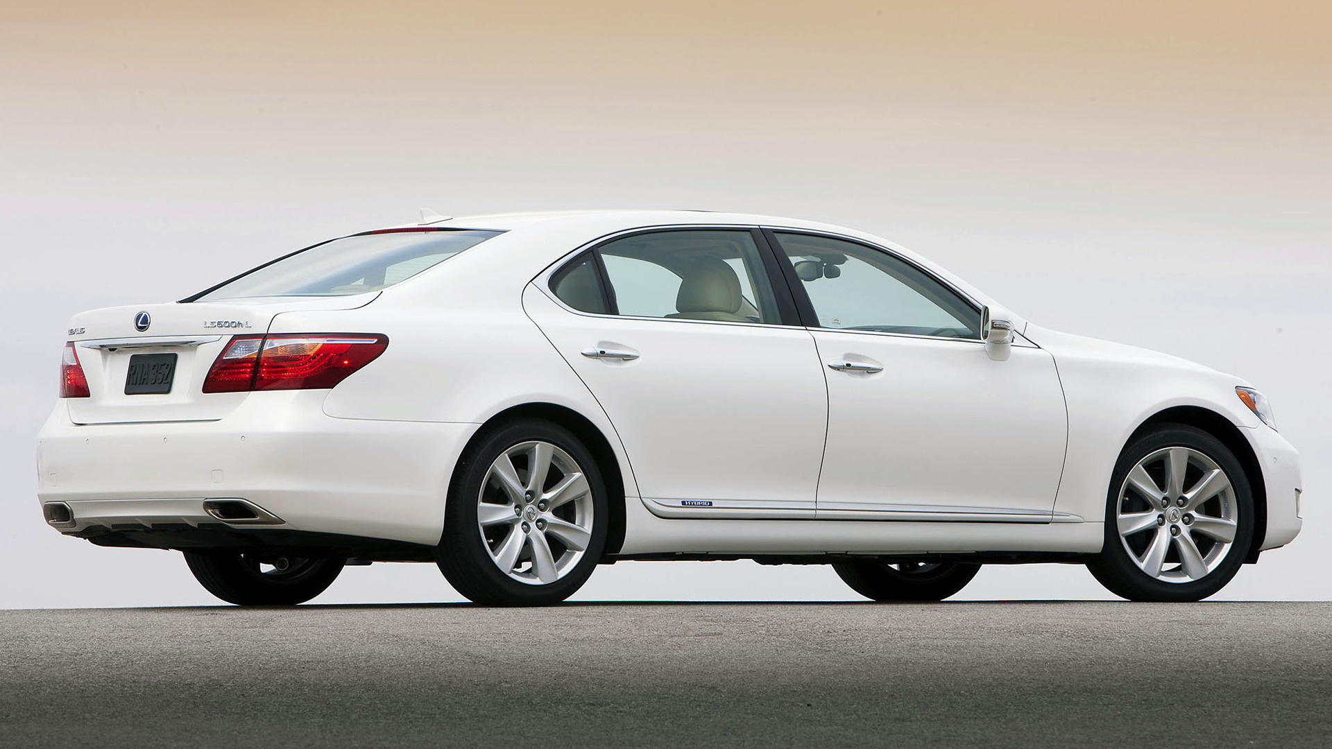 2010 Lexus Ls Hybrid Lwb Us Wallpapers And Hd Images