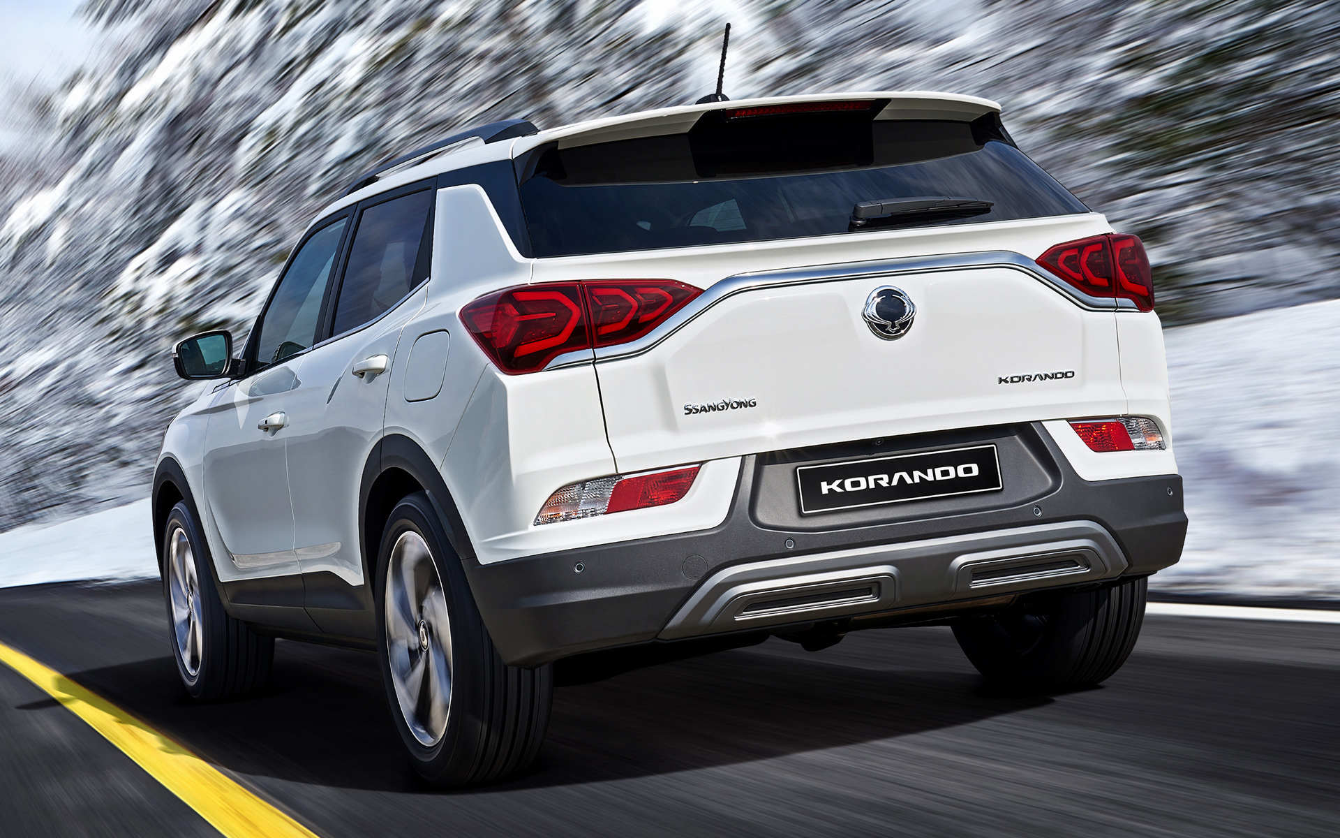 2019 SsangYong Korando - Wallpapers and HD Images | Car Pixel