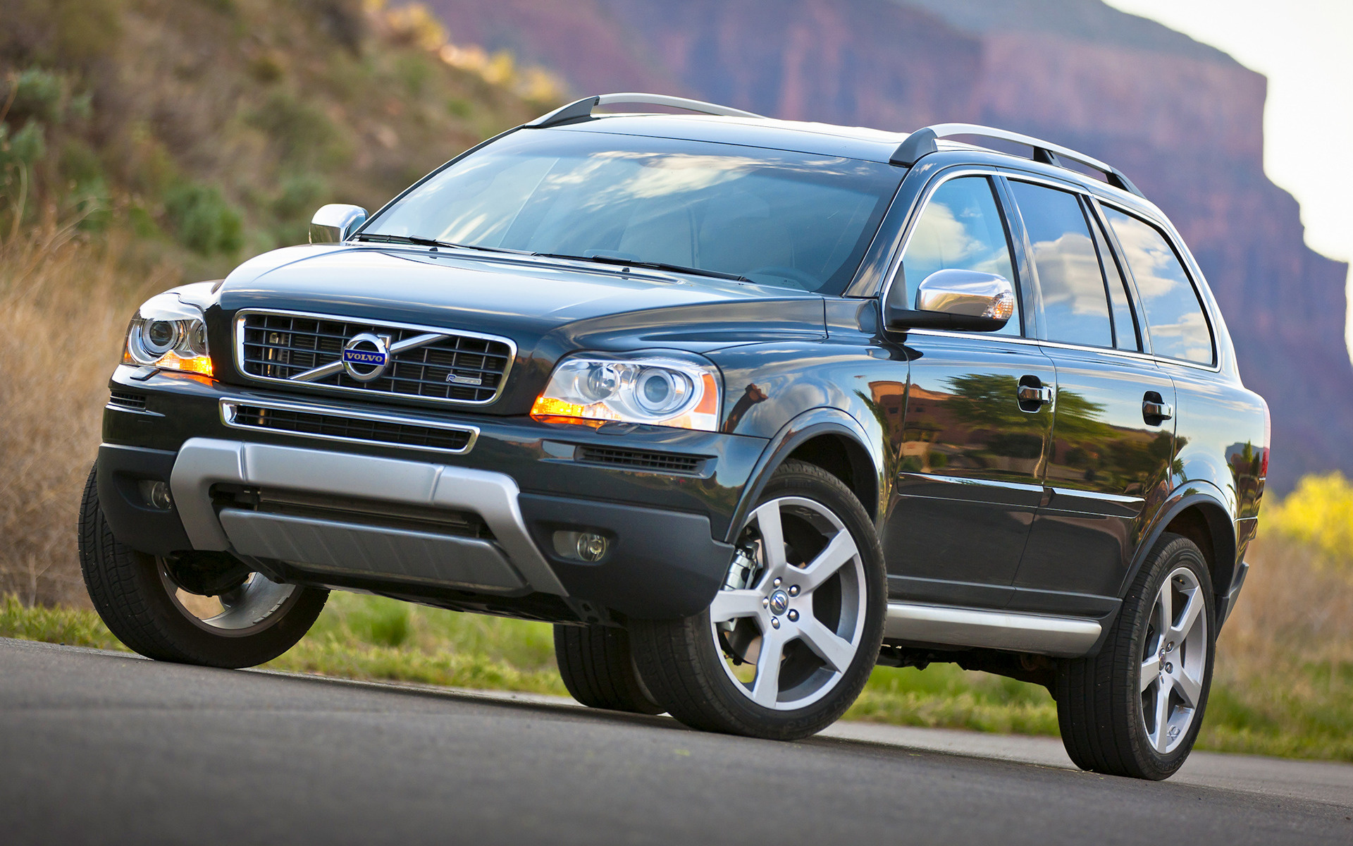 2009 Volvo Xc90 R Design Us Wallpapers And Hd Images