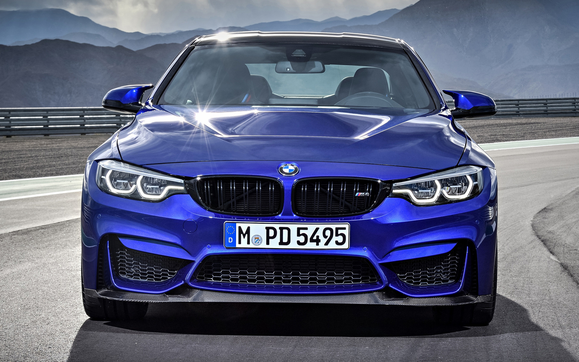 BMW M4 CS Coupe 2017 Wallpapers And HD Images