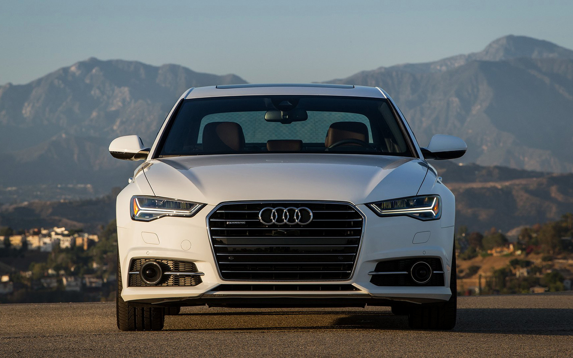 2015 Audi A6 Sedan S line (US) - Wallpapers and HD Images ...