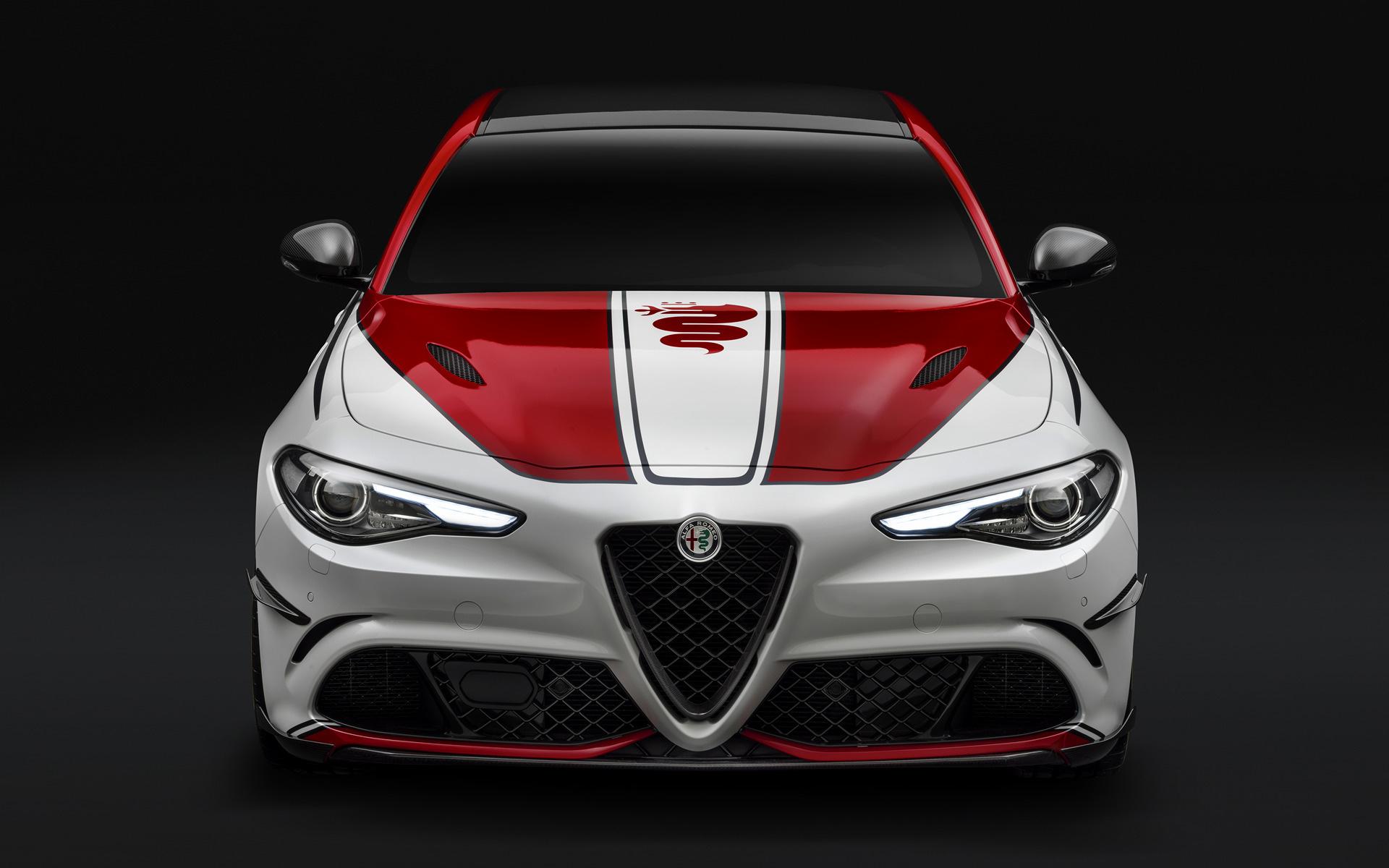 All Car Brands >> 2019 Alfa Romeo Giulia Quadrifoglio Alfa Romeo Racing - Wallpapers and HD Images | Car Pixel