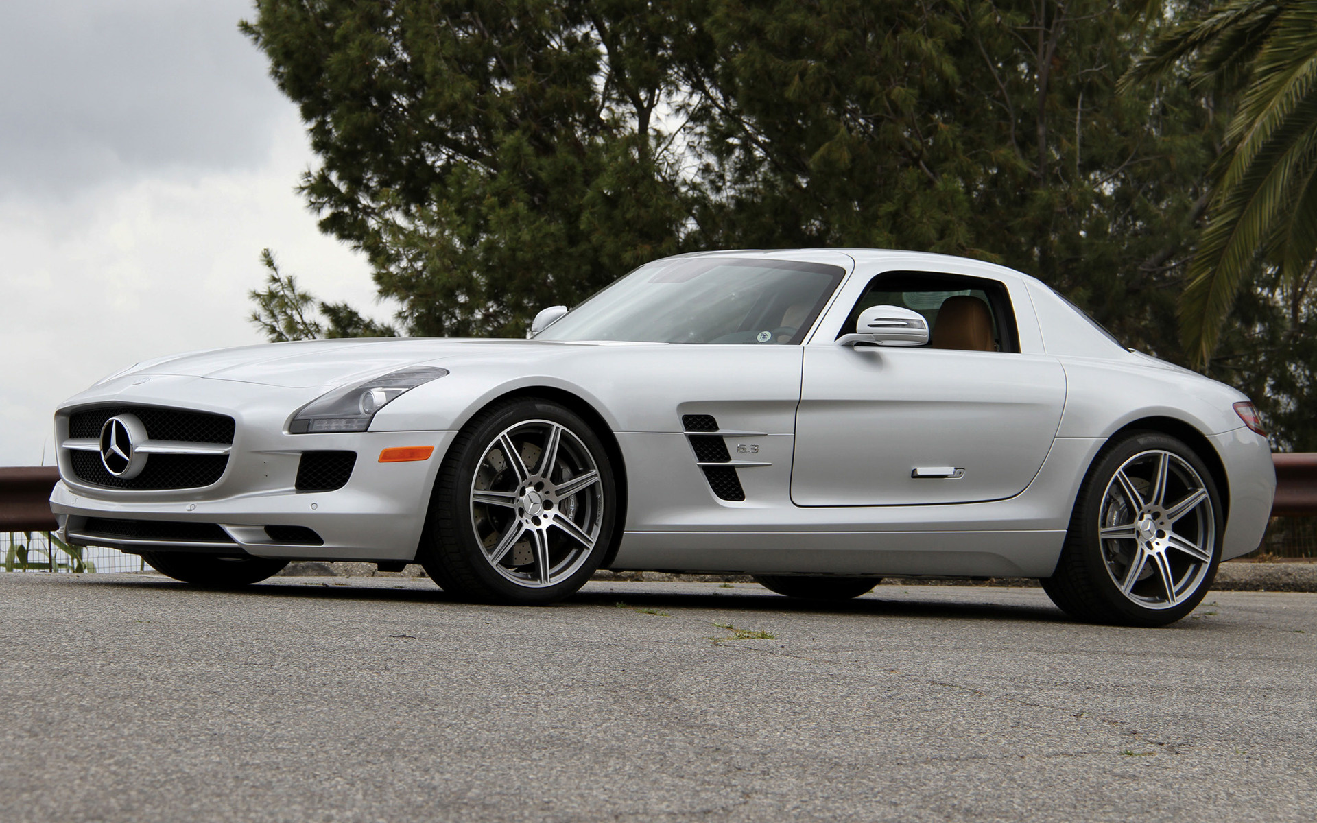 mercedes benz sls amg  wallpapers  hd images car pixel