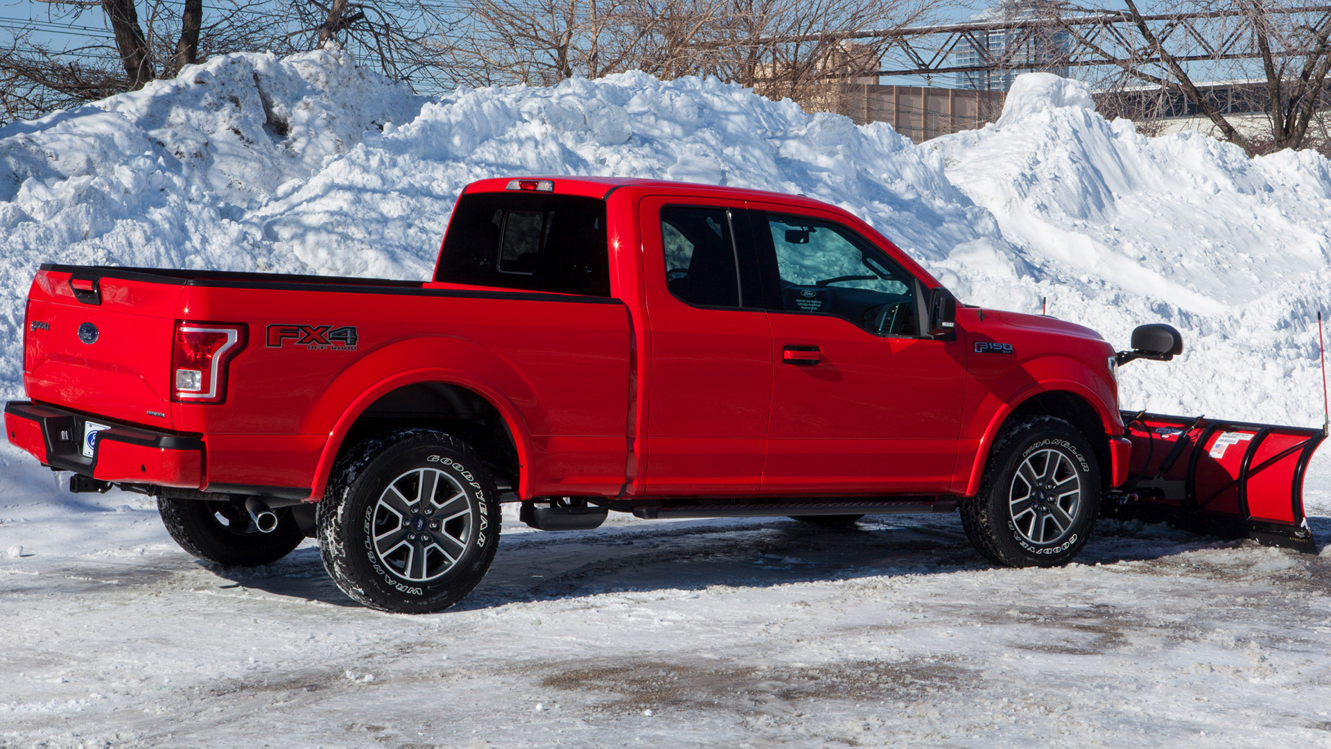 2015 Ford F 150 Xlt Fx4 Supercab Wallpapers And Hd