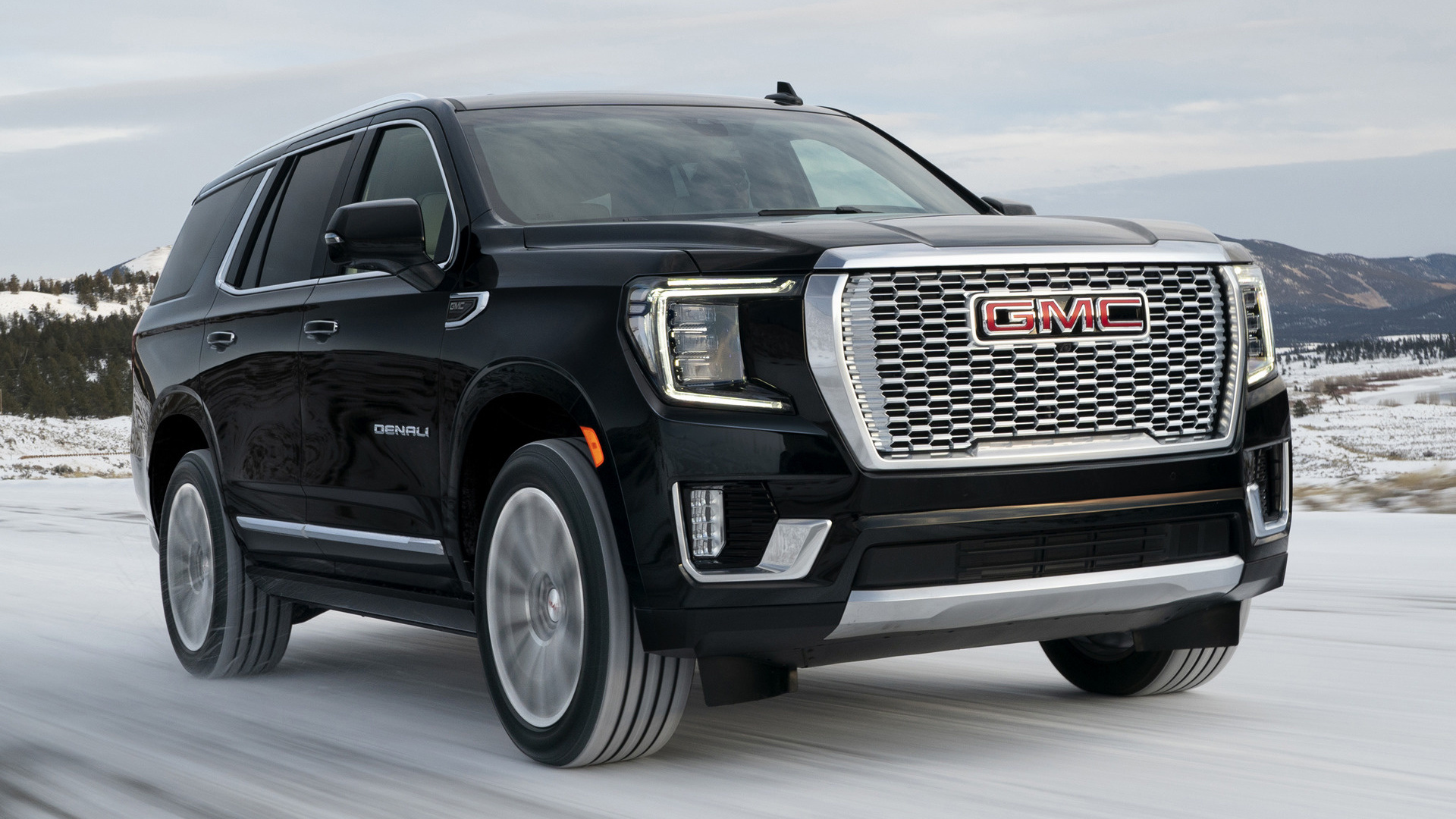 2021 gmc yukon denali  wallpapers and hd images  car pixel