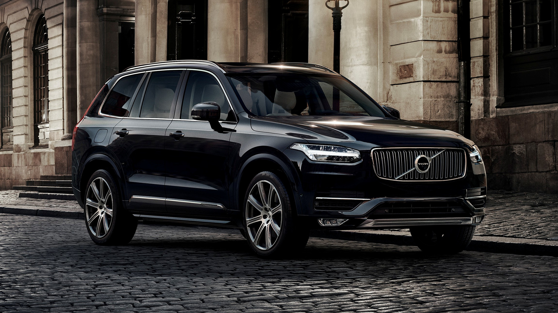 Volvo Xc90 Inscription First Edition 2015 Wallpapers And