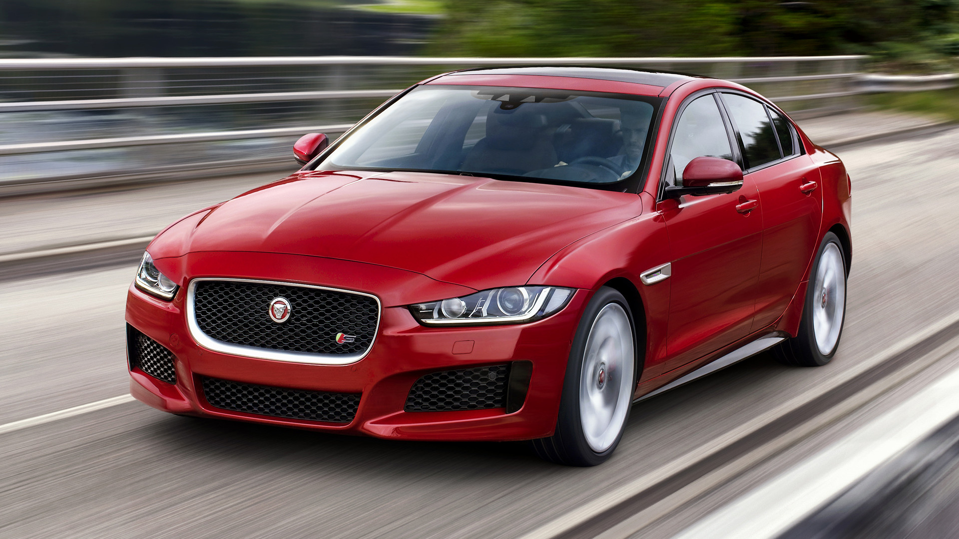 jaguar xe s 2015 wallpapers and hd images car pixel. Black Bedroom Furniture Sets. Home Design Ideas