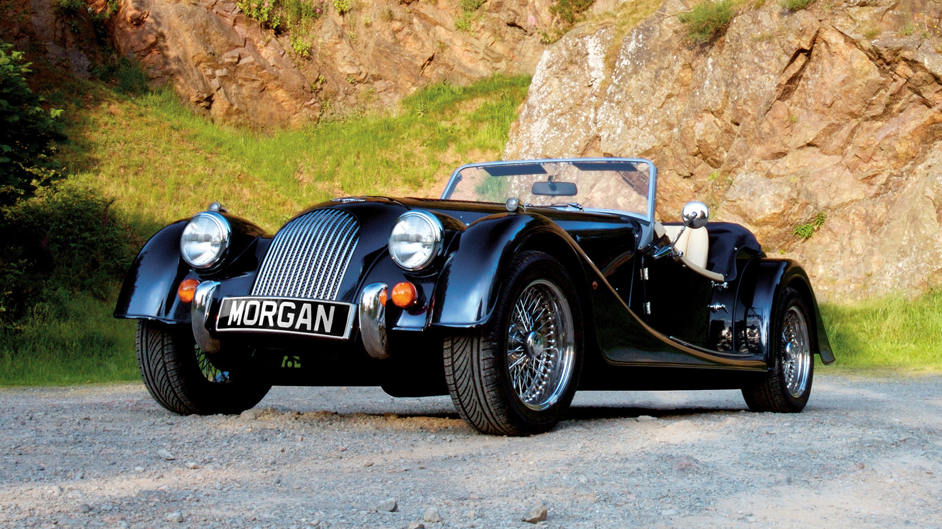 Gmc High Country >> 2004 Morgan Roadster - Wallpapers and HD Images | Car Pixel