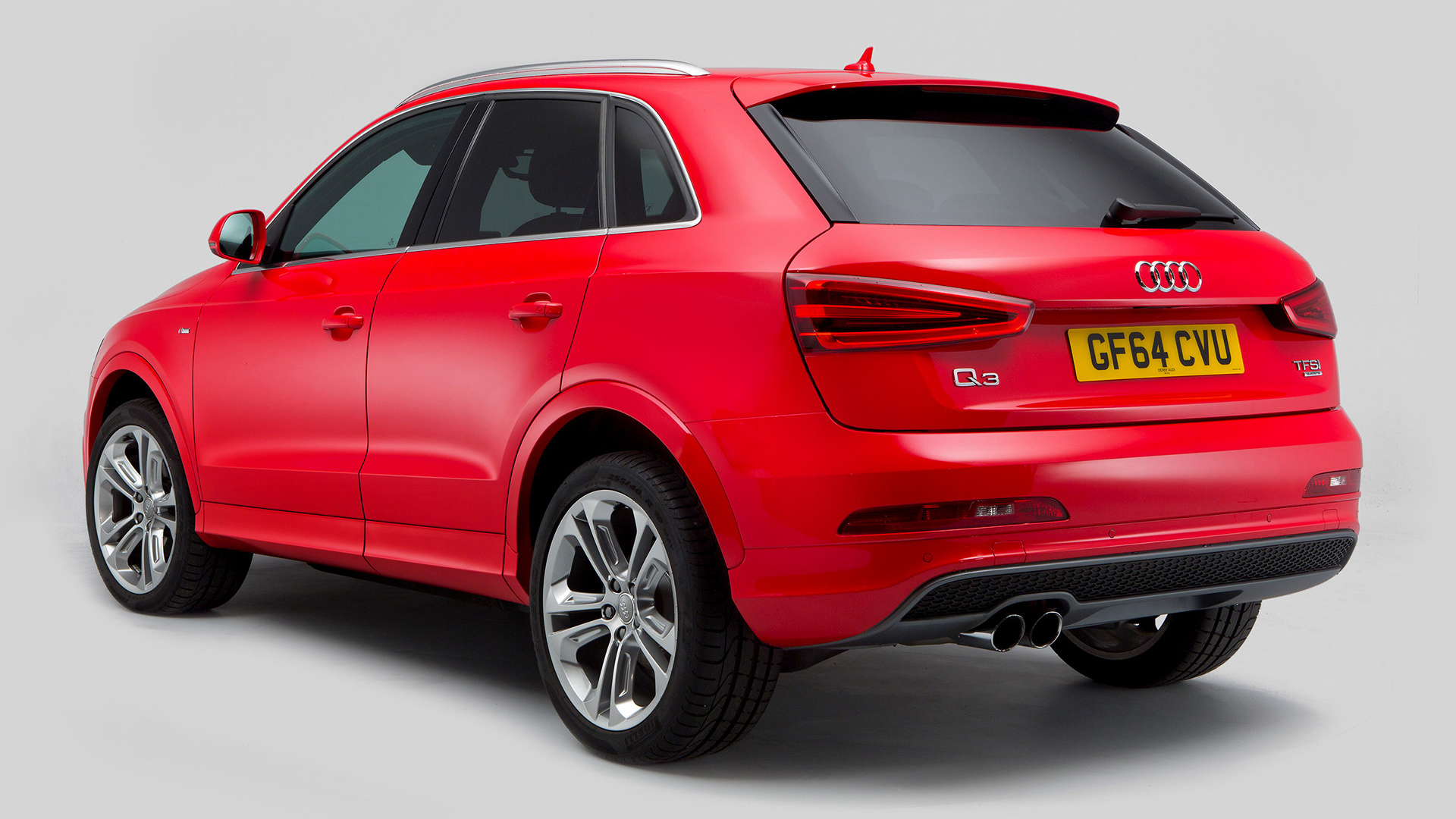 2011 Audi Q3 S line (UK) - Wallpapers and HD Images | Car ...