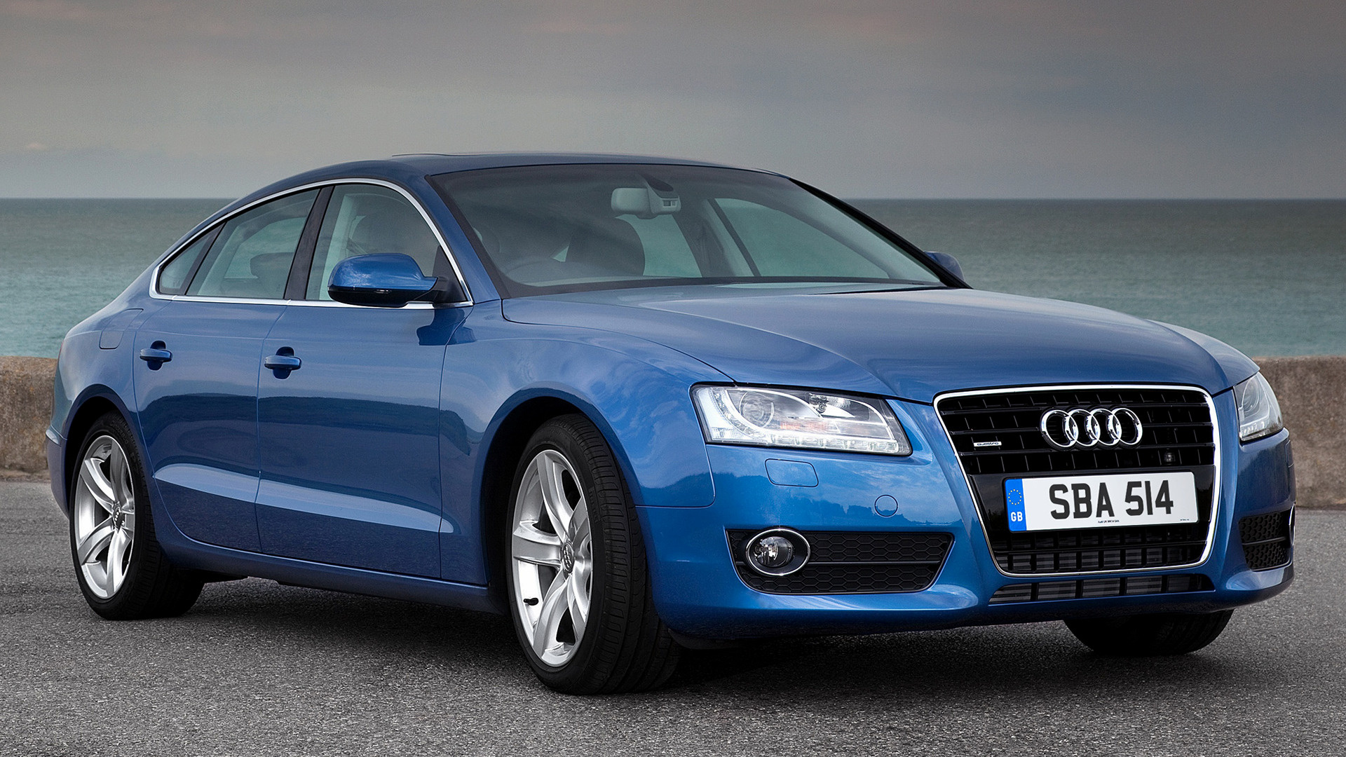 2009 Audi A5 Sportback Uk Wallpapers And Hd Images