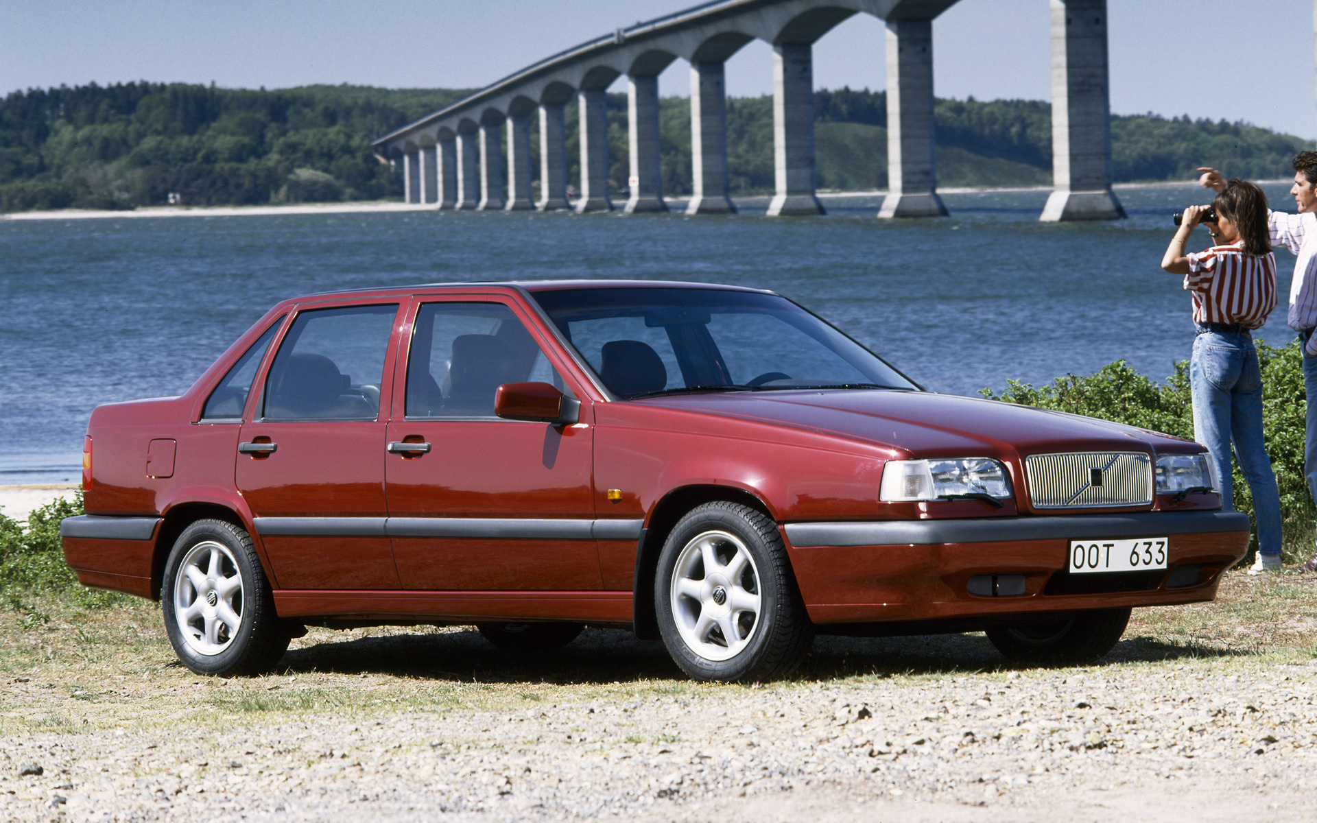 Volvo 850 GLT (1993) Wallpapers and HD Images - Car Pixel