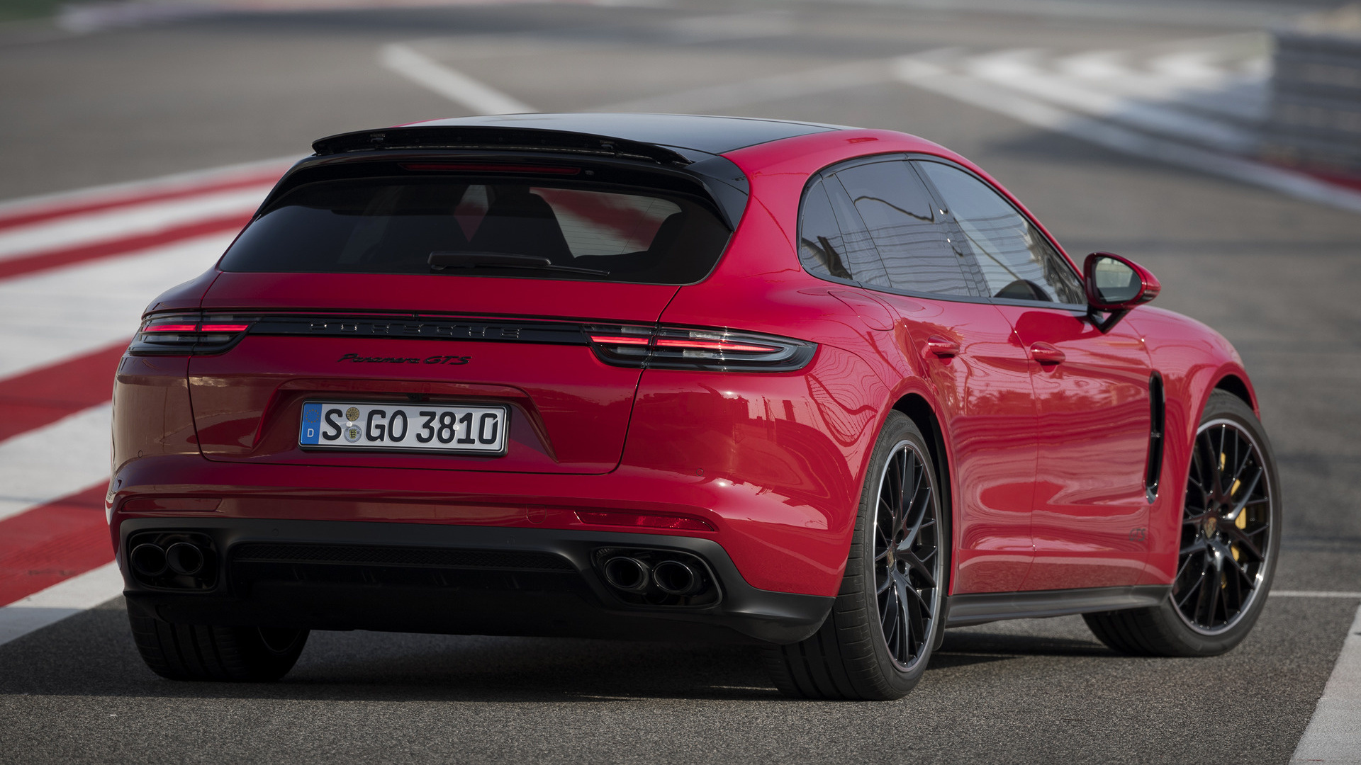 2018 Porsche Panamera GTS Sport Turismo , Wallpapers and HD