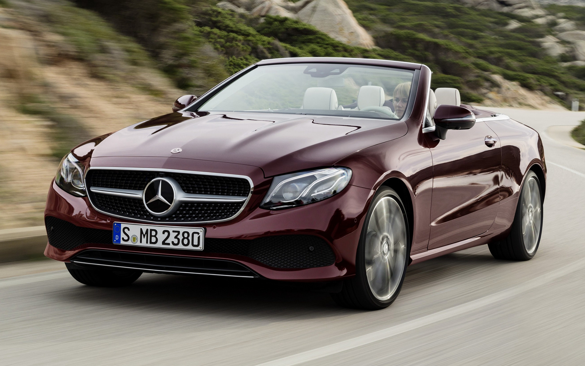 Ws 8 5 Mercedes Benz E Cl Cabriolet