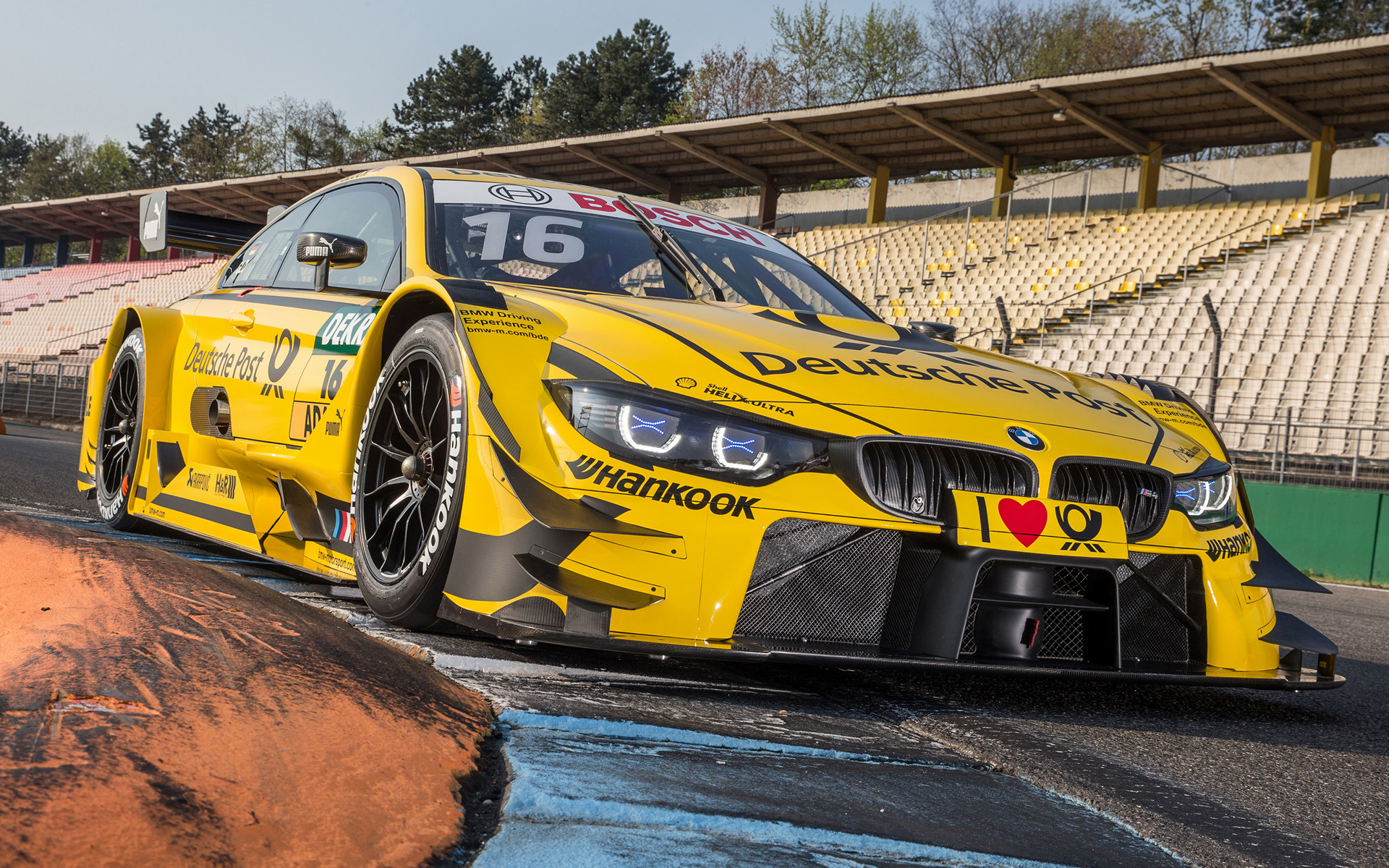 2017 Bmw M4 Dtm Wallpapers And Hd Images Car Pixel