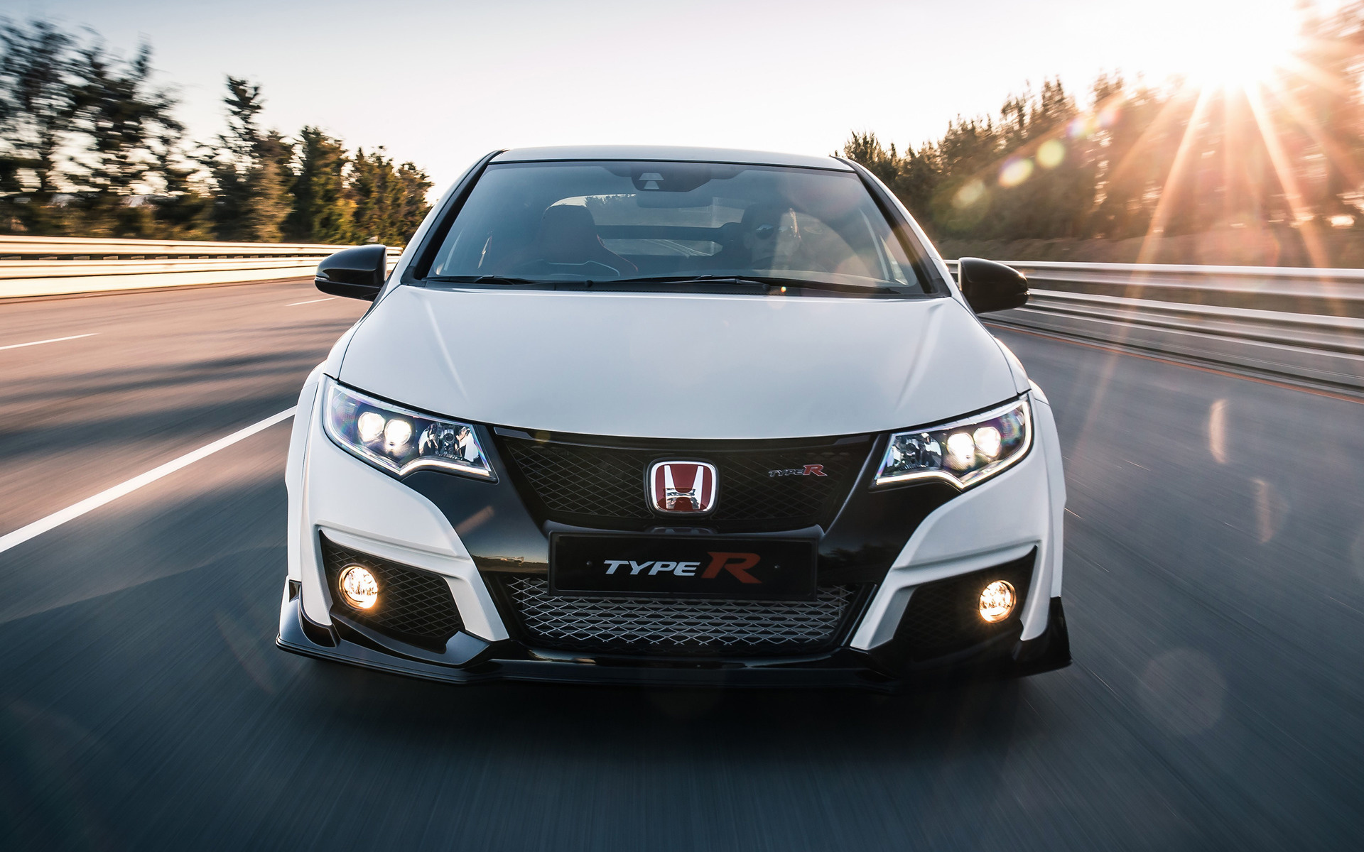 Wide 8:5 · Honda Civic Type R ..