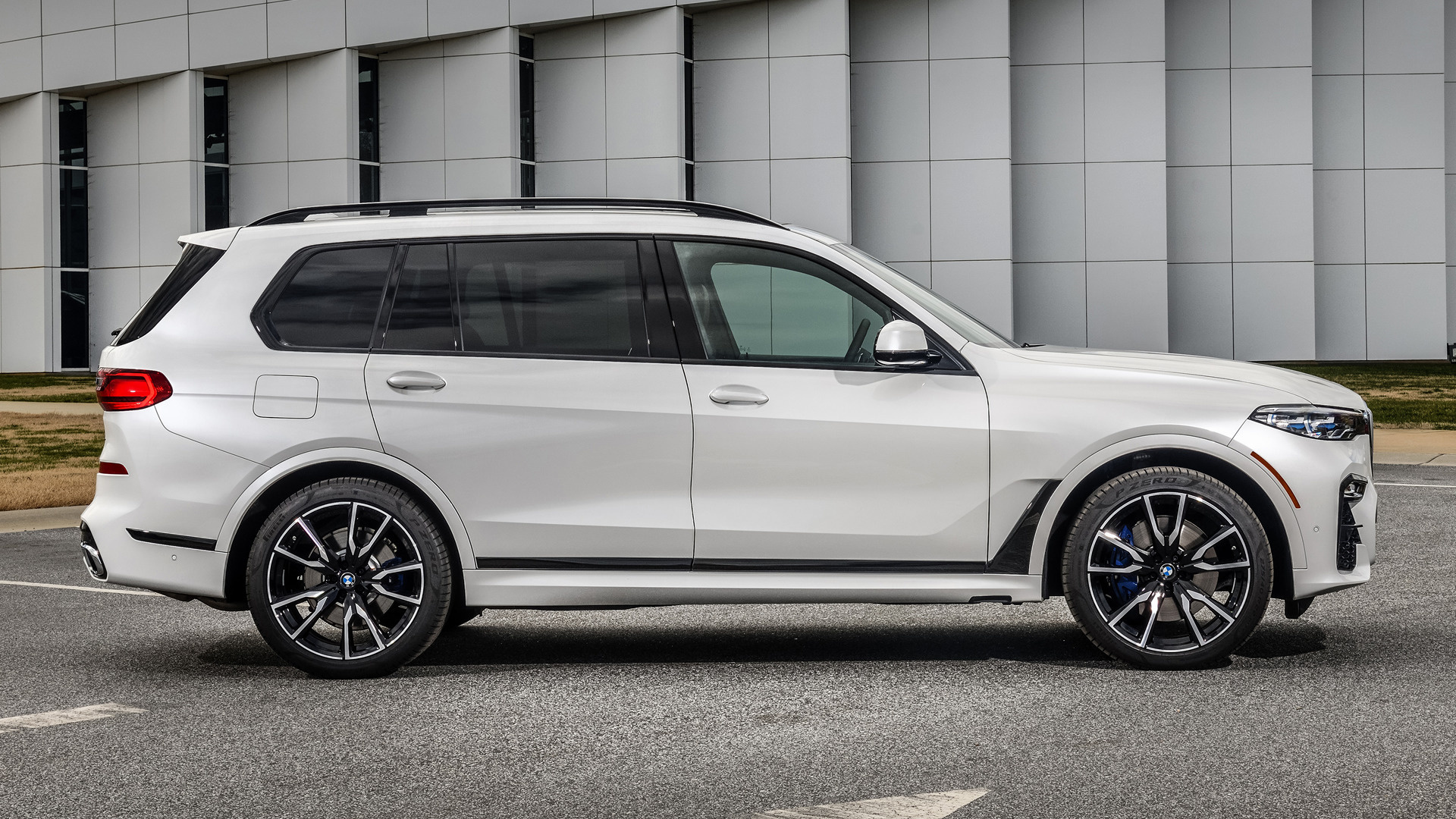 2020 BMW X7 M Sport (US) - Wallpapers and HD Images | Car ...
