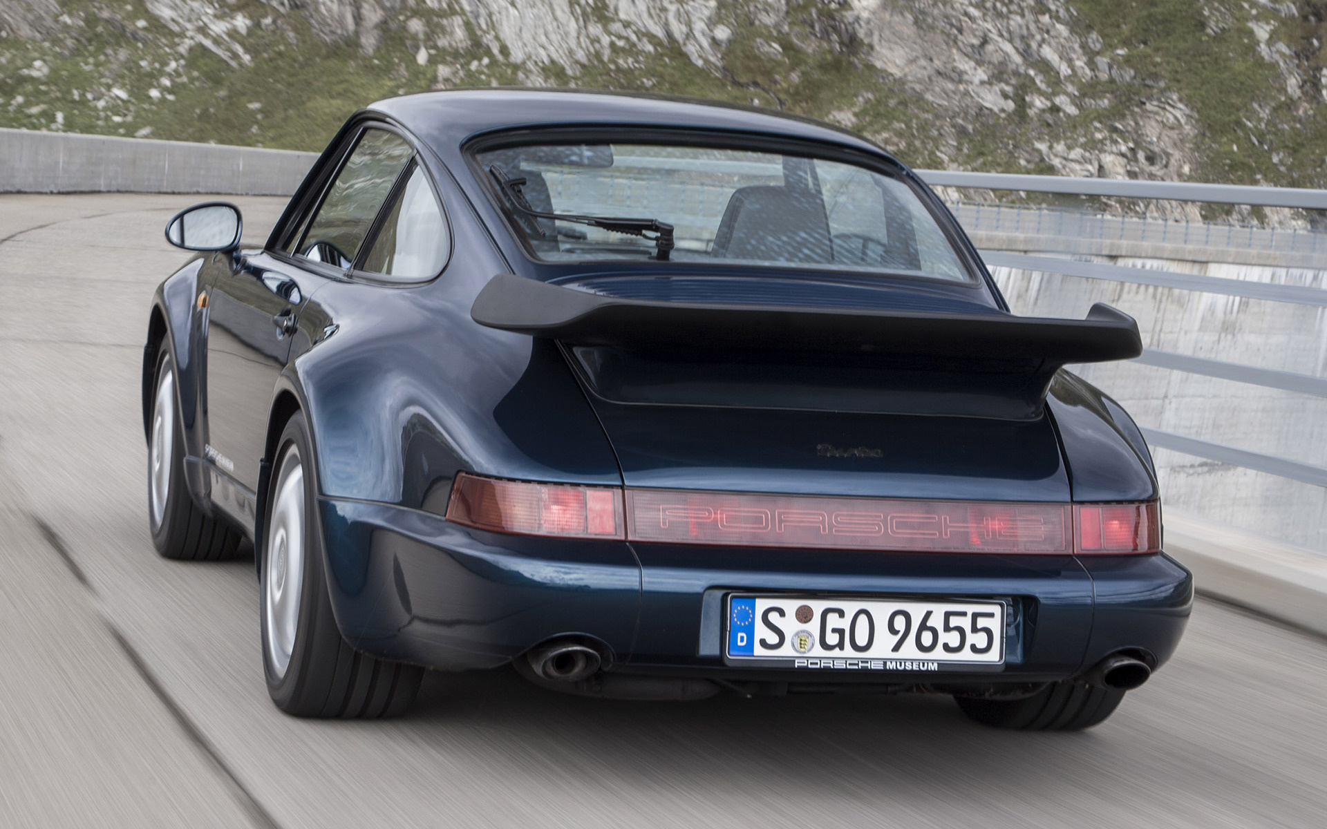 1990 Porsche 911 Turbo Wallpapers And Hd Images Car Pixel