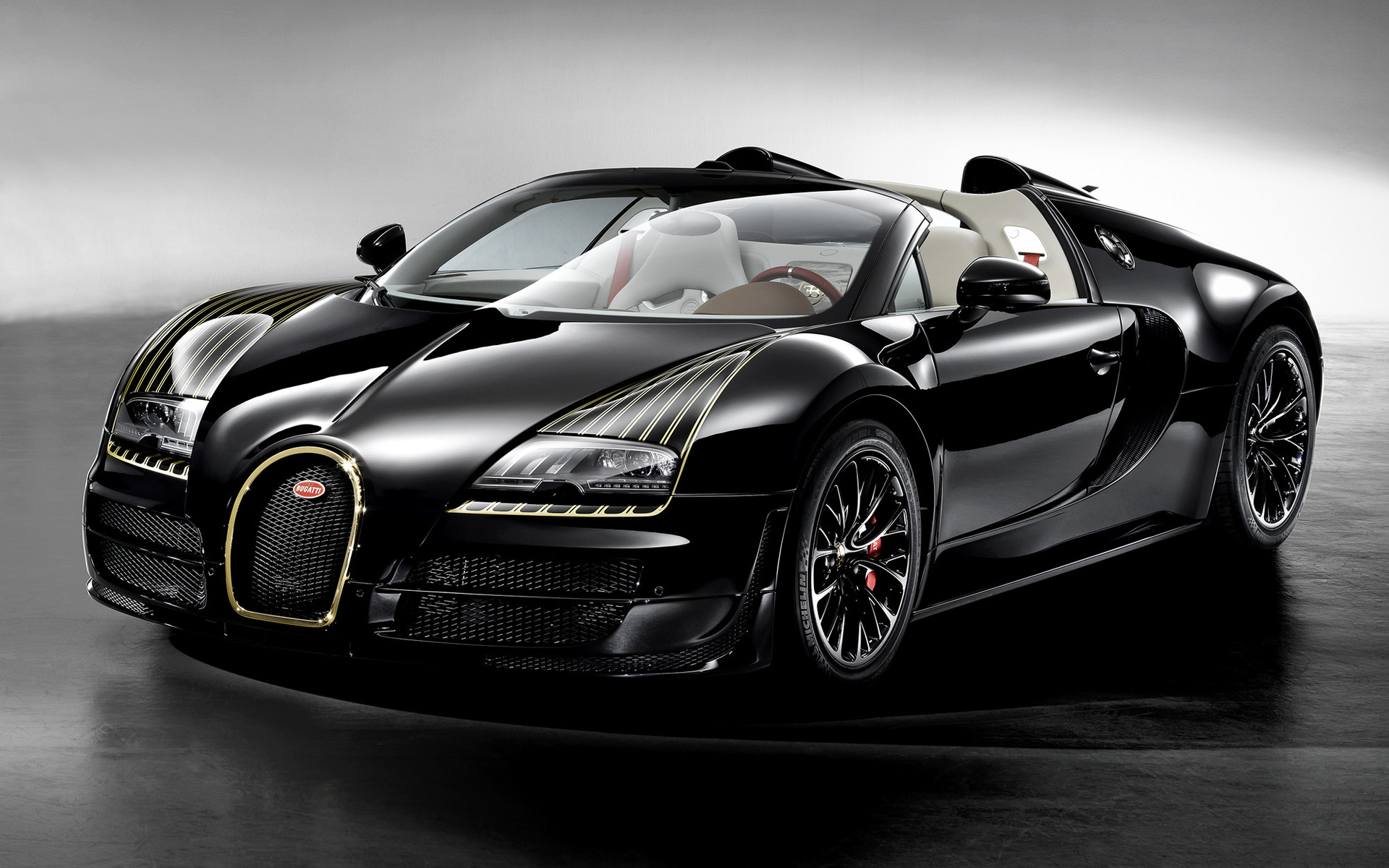 bugatti veyron grand sport vitesse black bess 2014. Black Bedroom Furniture Sets. Home Design Ideas