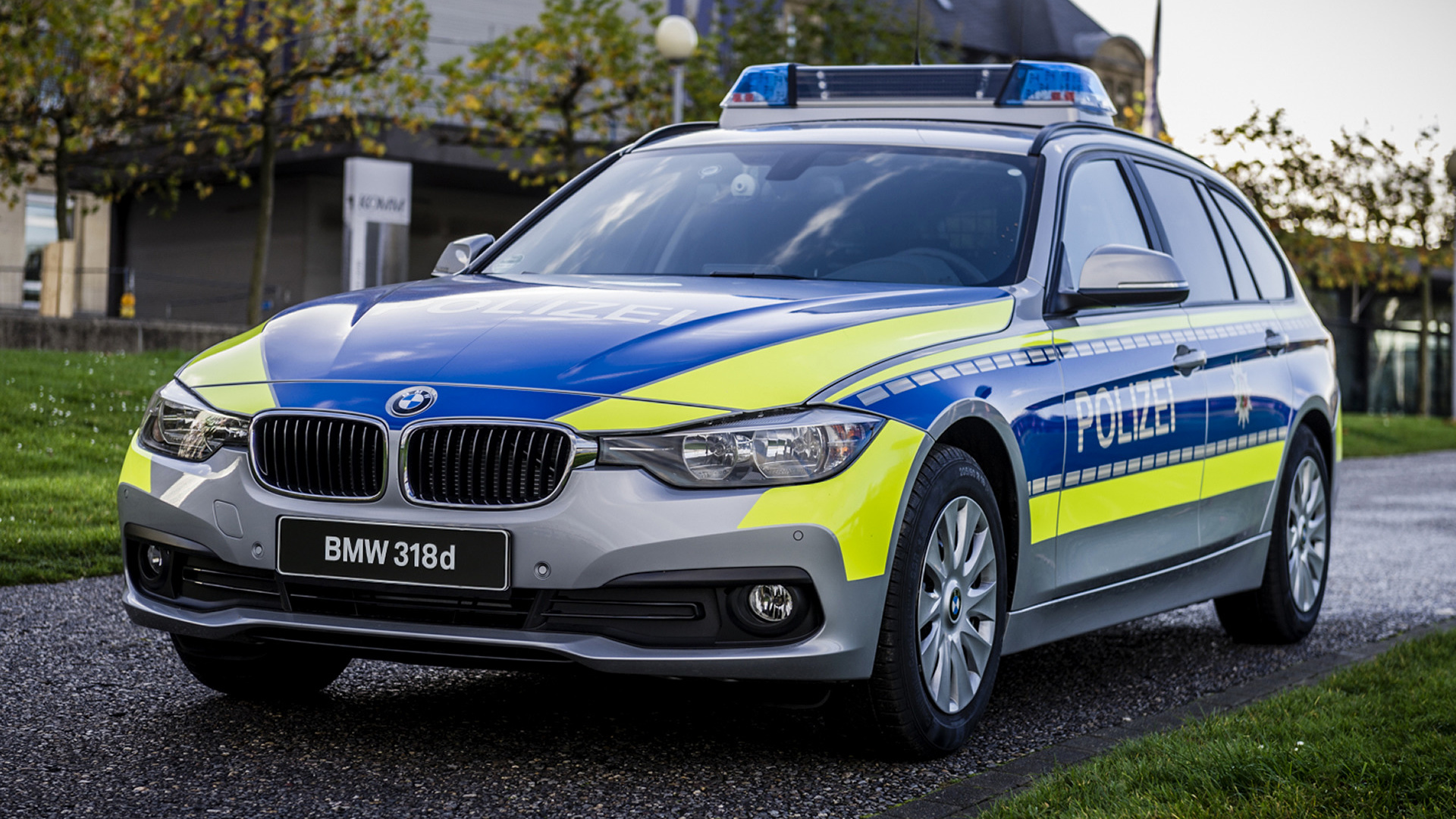 BMW 3 Series Touring Polizei (2016) Wallpapers and HD ...