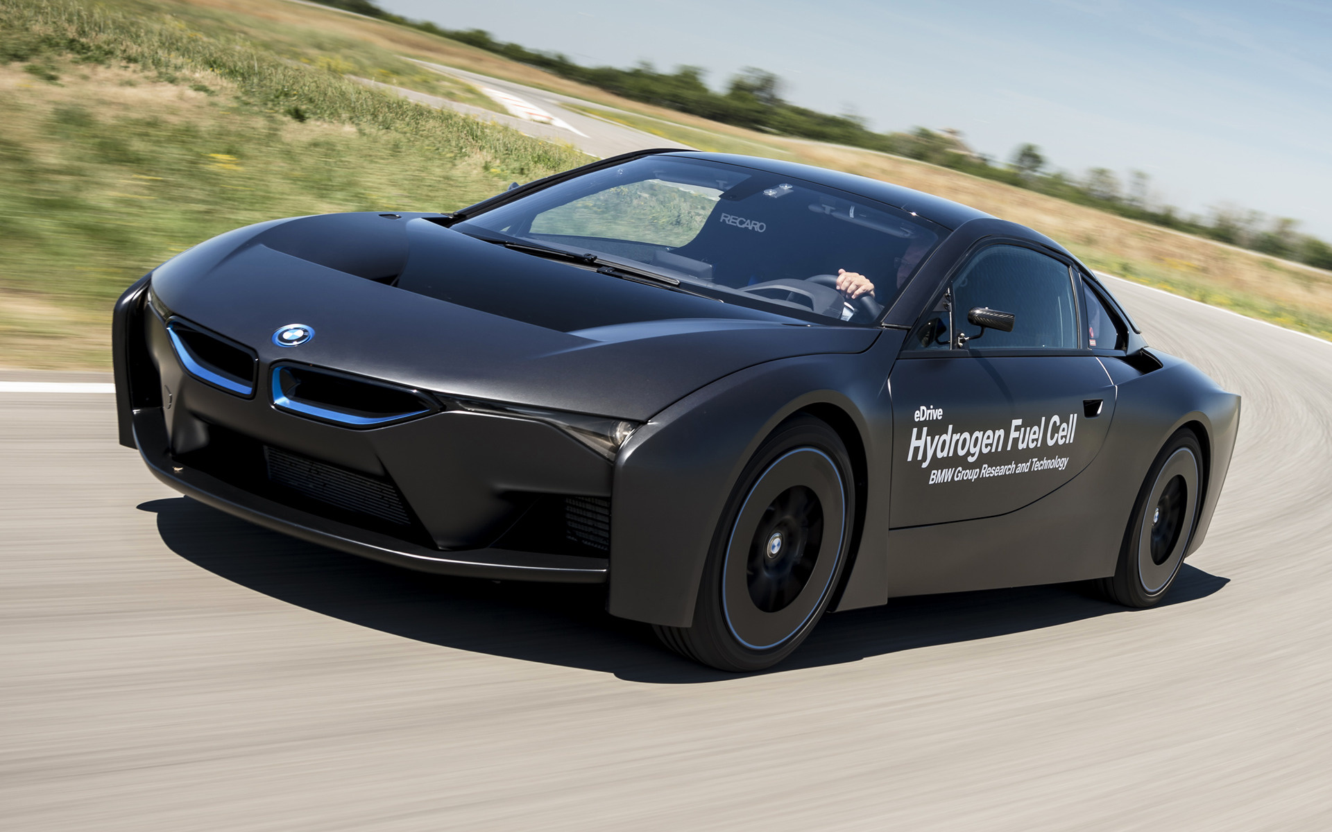 2015 Bmw I8 Hydrogen Fuel Cell Edrive Prototype