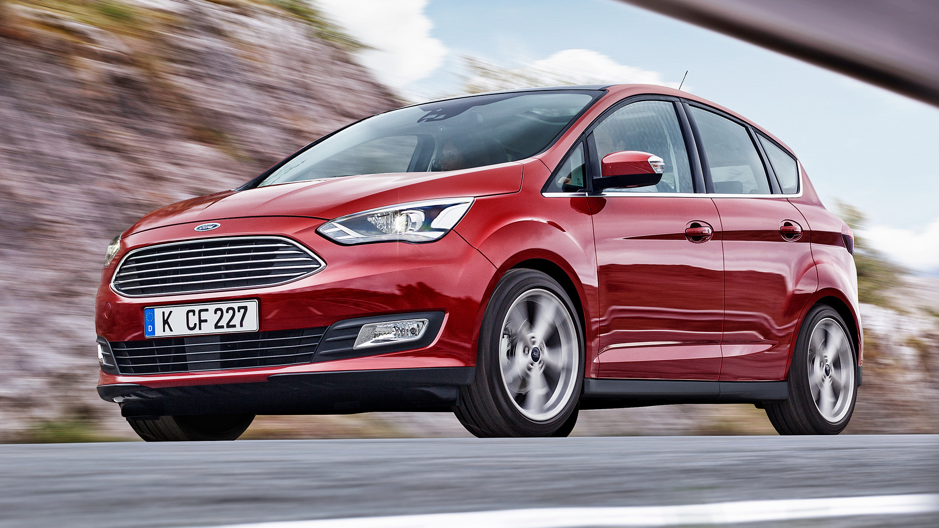 2015 Ford C Max Wallpapers And Hd Images Car Pixel