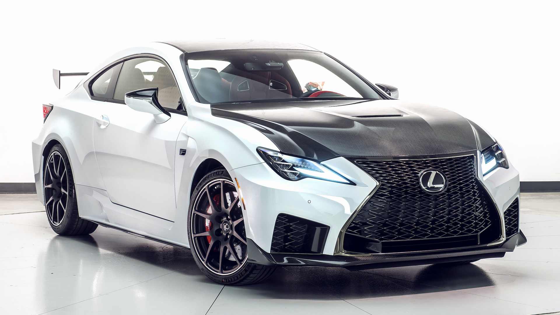2020 Lexus RC F Track Edition (US) - Wallpapers and HD ...
